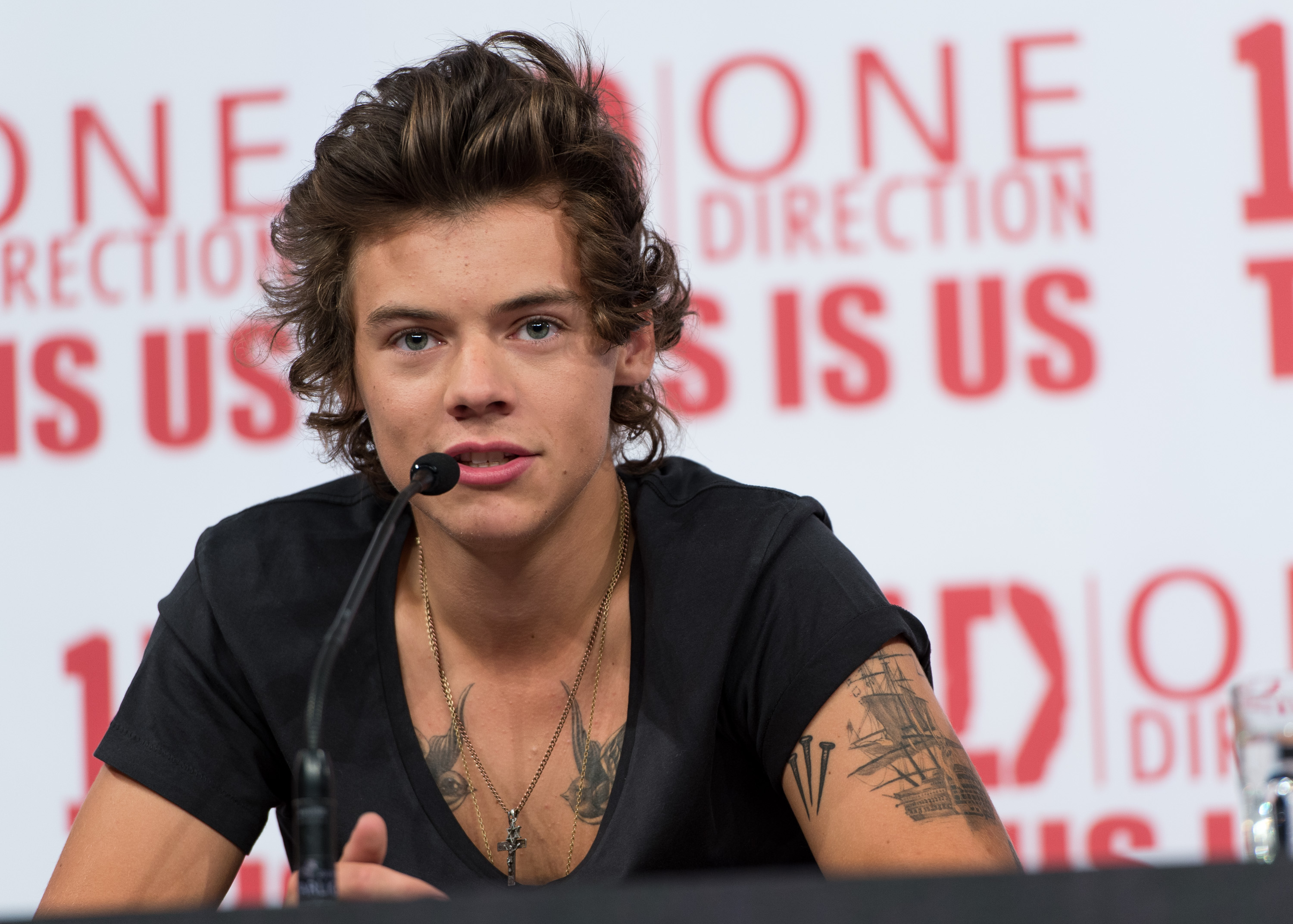 What's Harry Styles Looking For In a Girlfriend? You