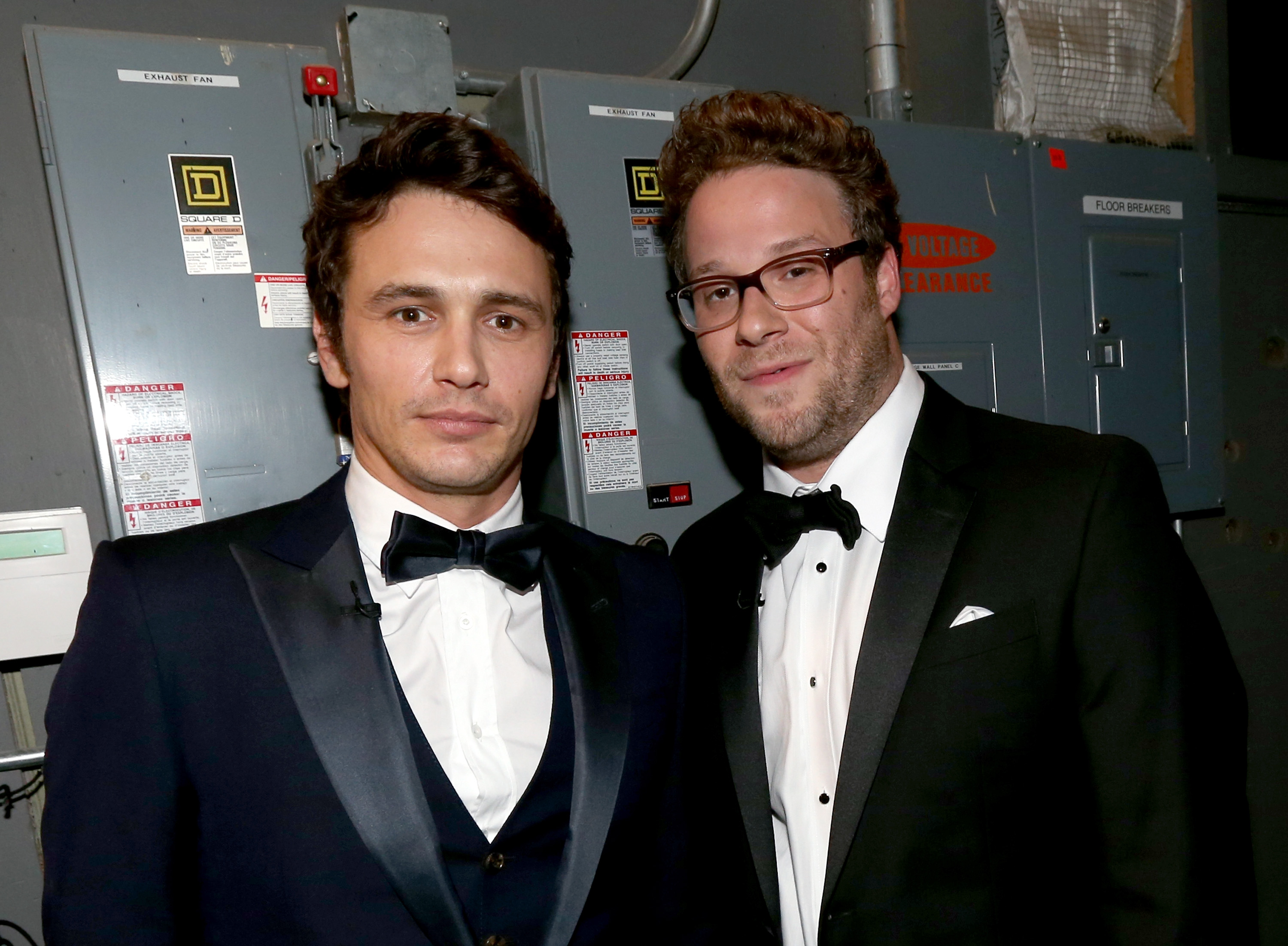 How did seth rogen james franco meet the story behind their epic how did seth rogen james franco meet the story behind their epic bromance m4hsunfo