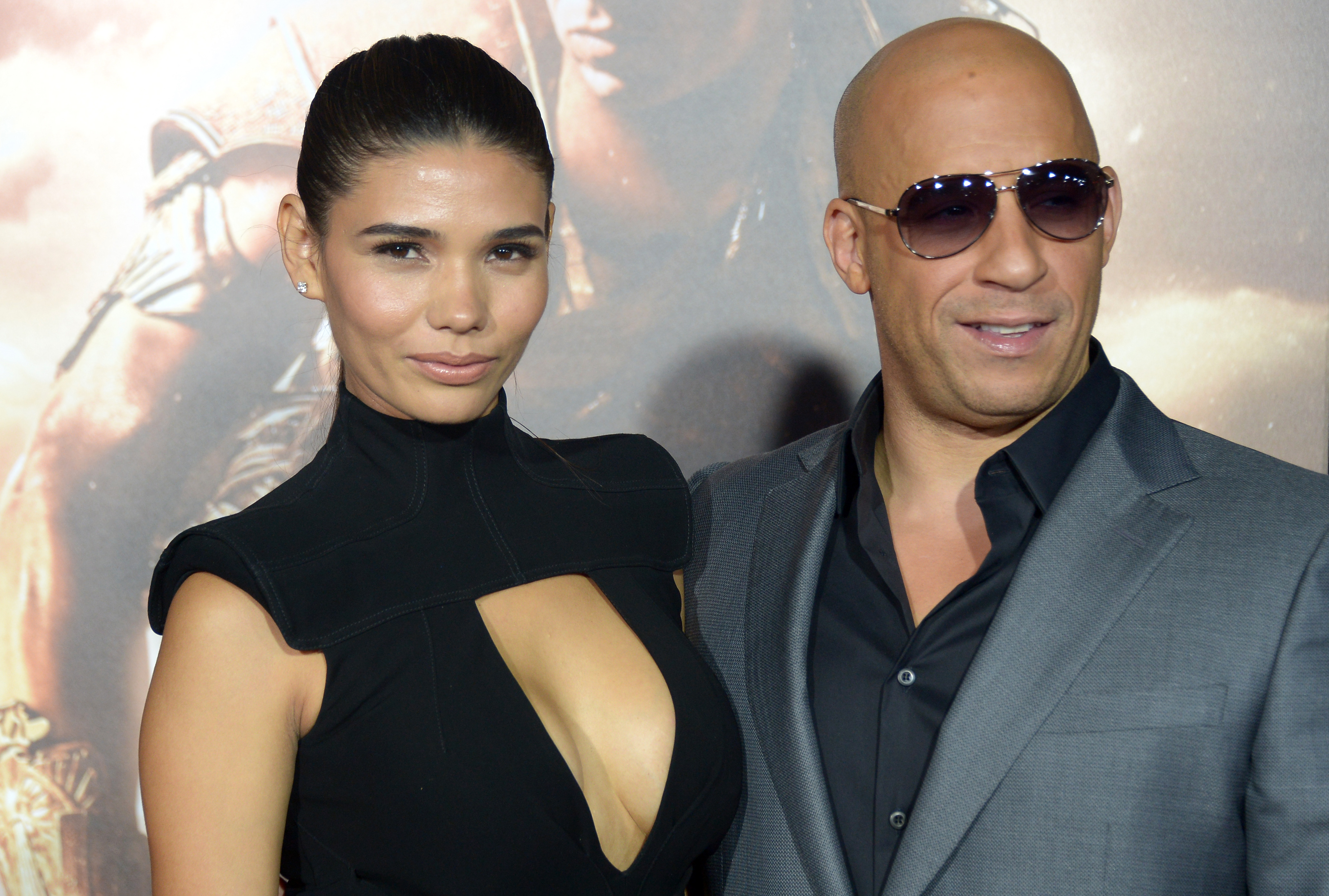 Who Is Paloma Jimenez? Vin Diesel's Girlfriend Is A Model & Part Of One  Seriously Adorable Family