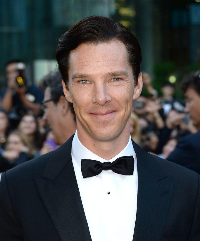 Benedict Cumberbatch's Response to Julian Assange's Letter ...