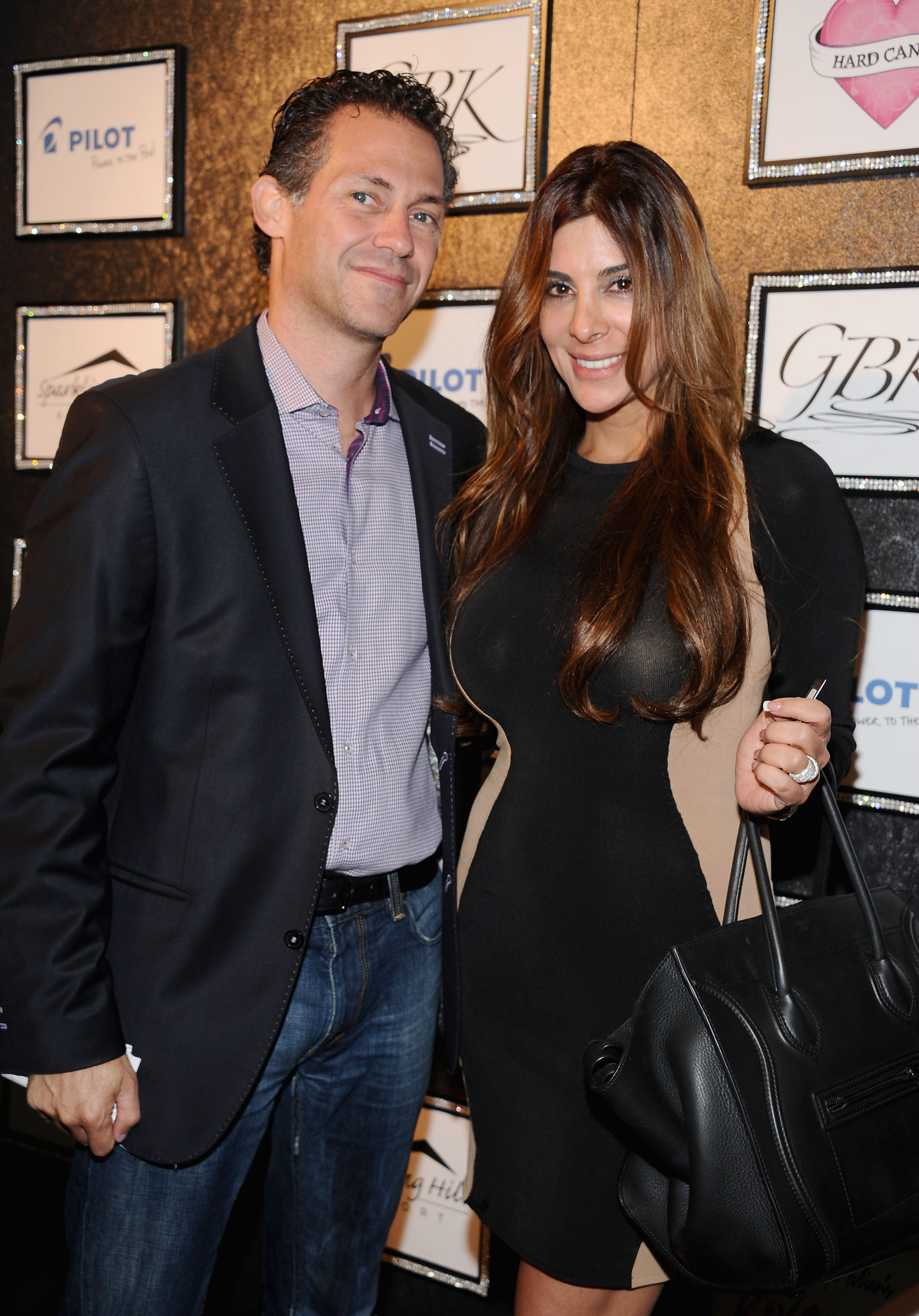 Who Is Siggy Flicker S Ex Husband Mark The Rhonj Star Have An Unconventional Relationship