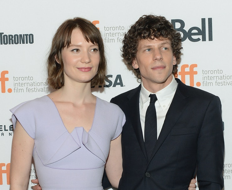 Jesse eisenberg dating list