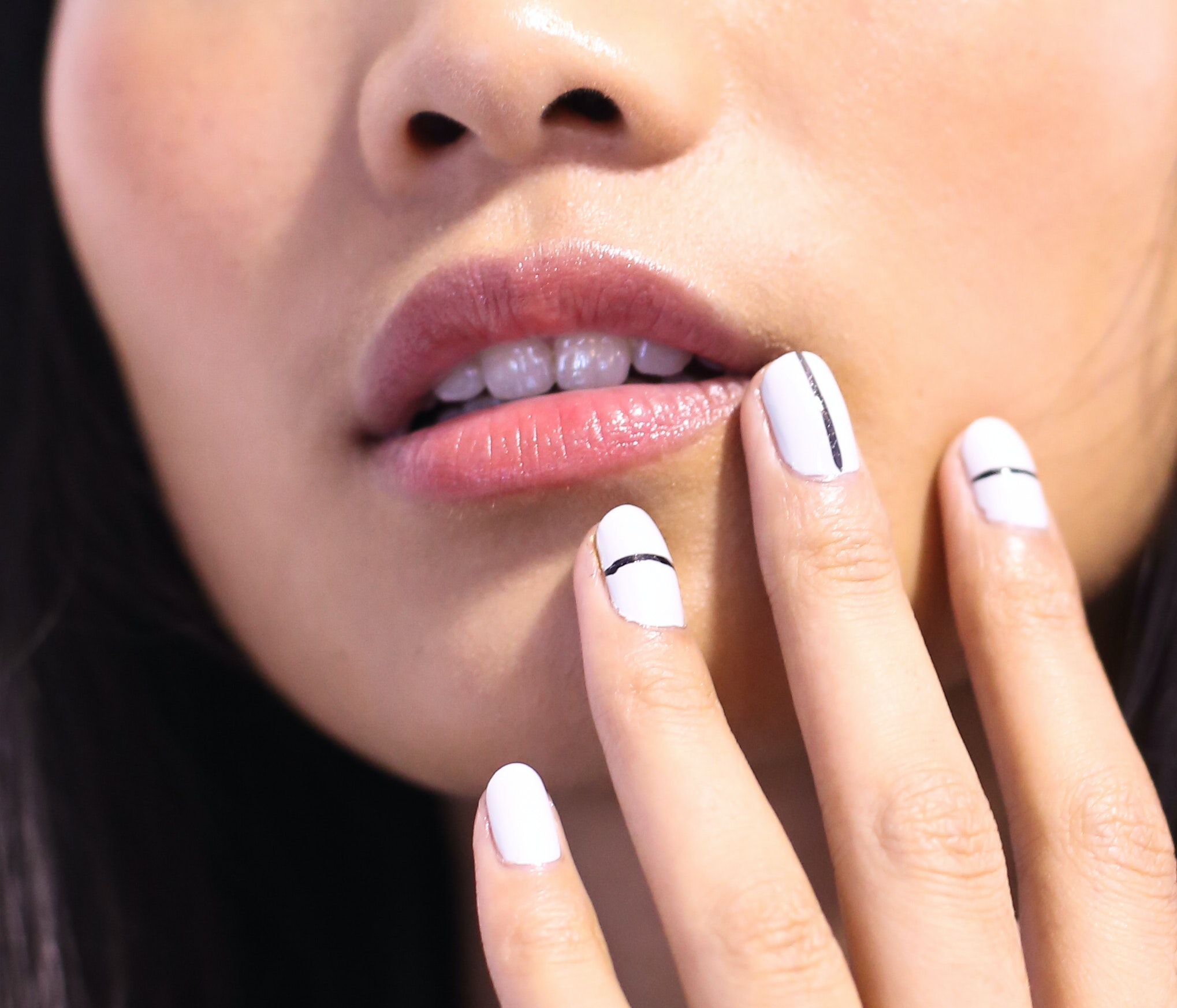 Fix A Broken Nail At Home With This Simple Little Hack Video