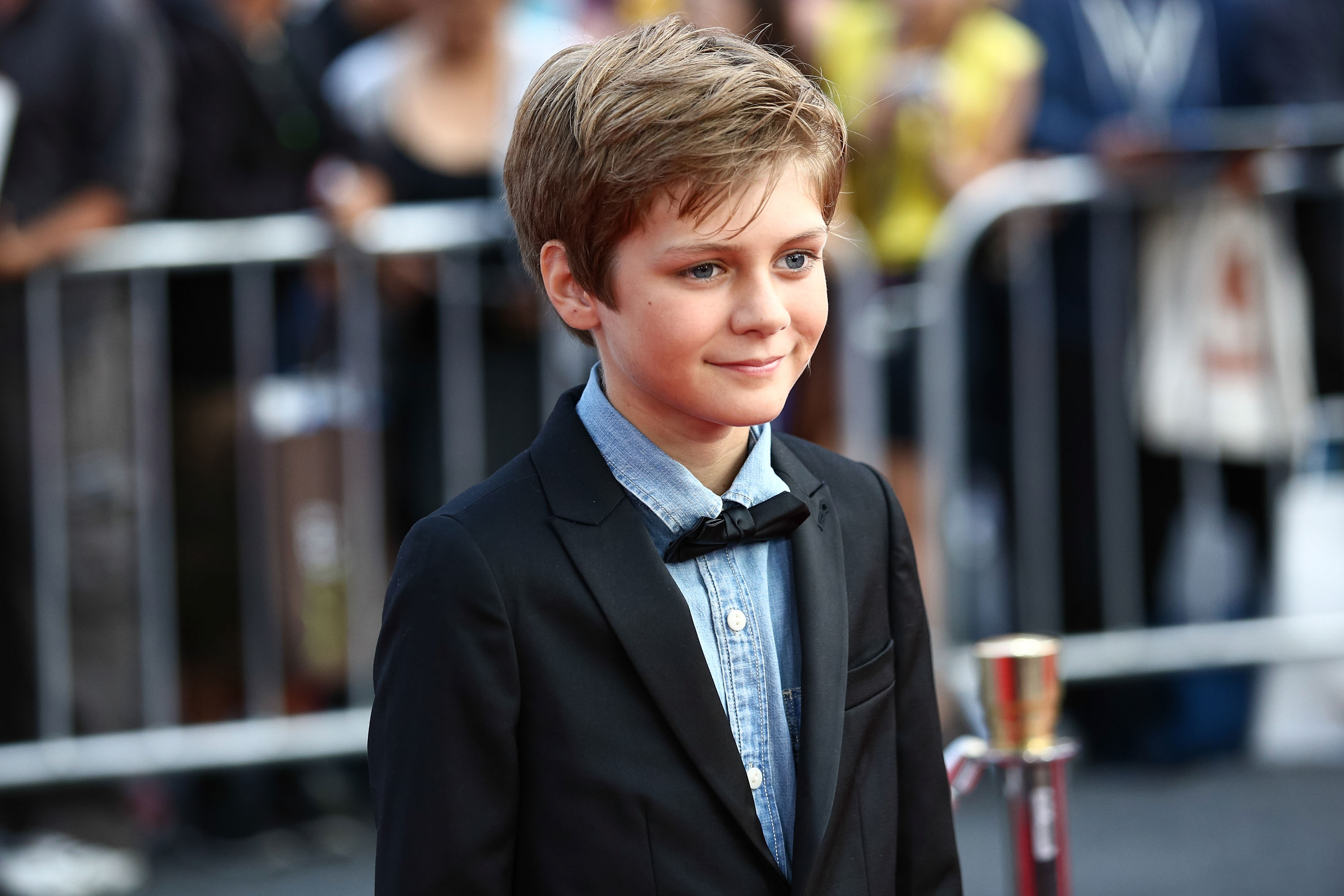 Who Plays The Little Brother In 'Jurassic World'? Ty