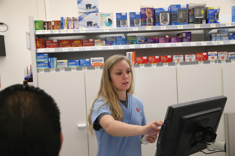 walgreens pharmacy technician salaries glassdoor