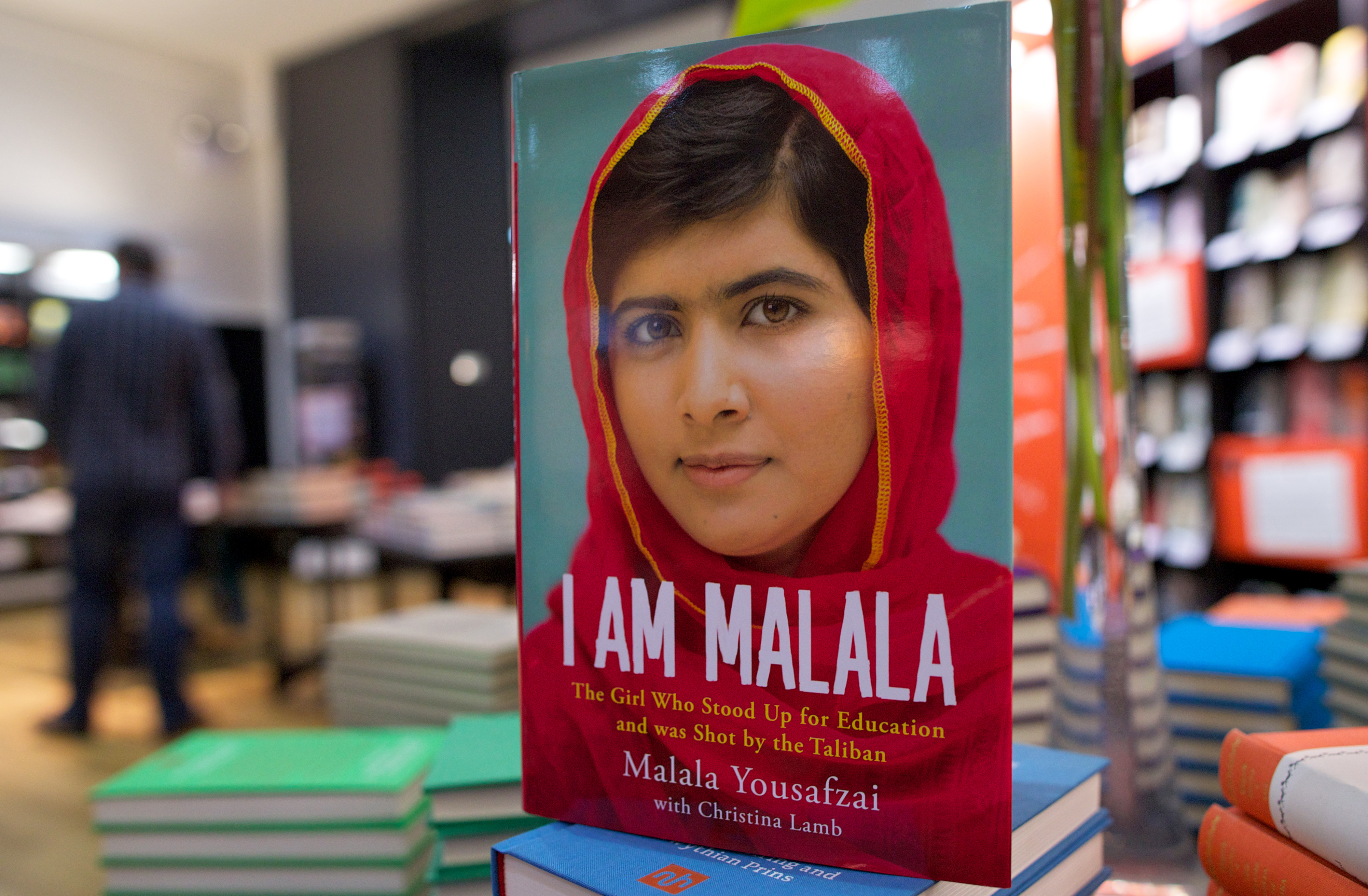 malalah yousafzia The nobel prize winner joined ellen for premiere week to share her inspiring story and discuss her continuous fight for education.