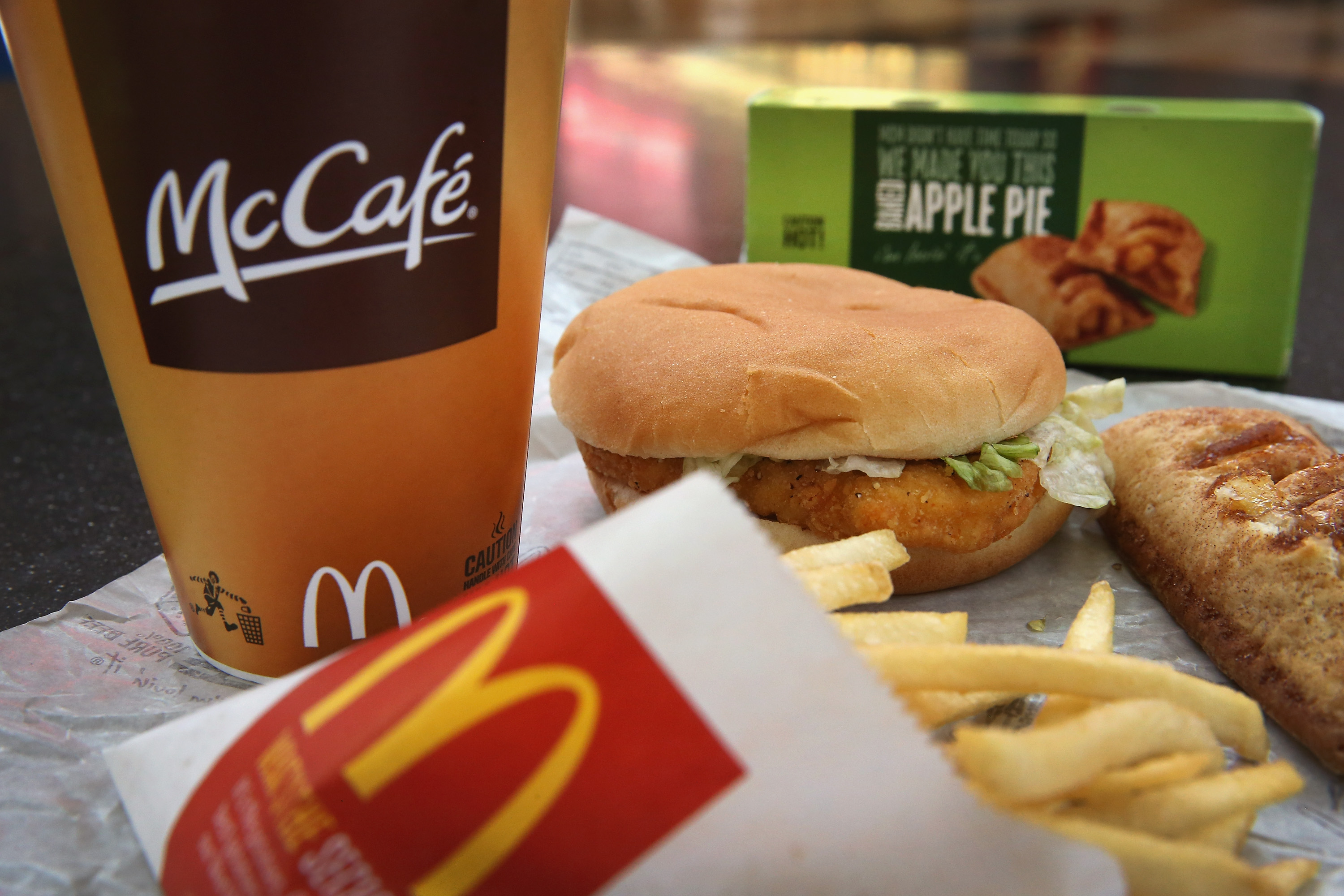 McDonald's Might Cut Your Favorite Menu Item