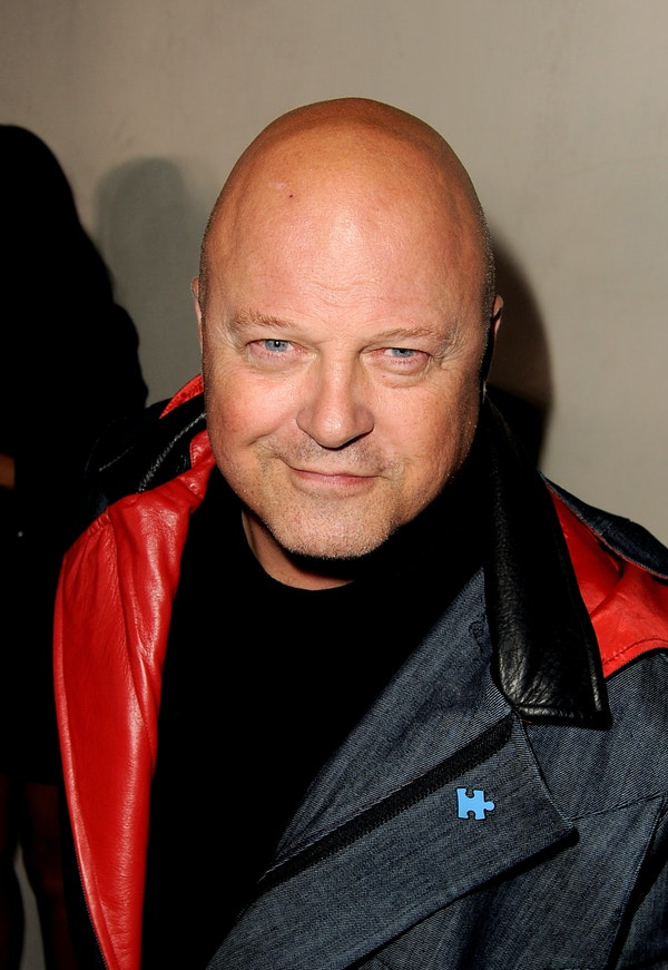 'American Horror Story' Casts Michael Chiklis Who Knows a ... Michael Chiklis The Thing Makeup