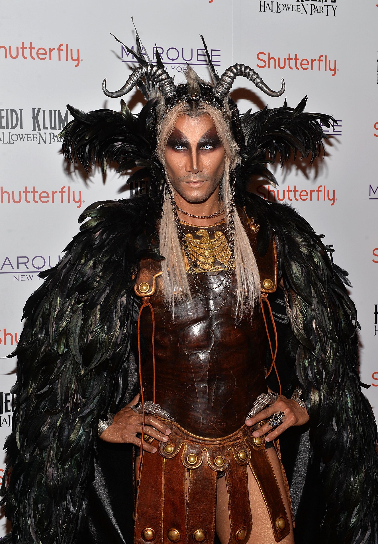 Heidi Klum's Amazing Halloween Costume, and What Other Stars ...