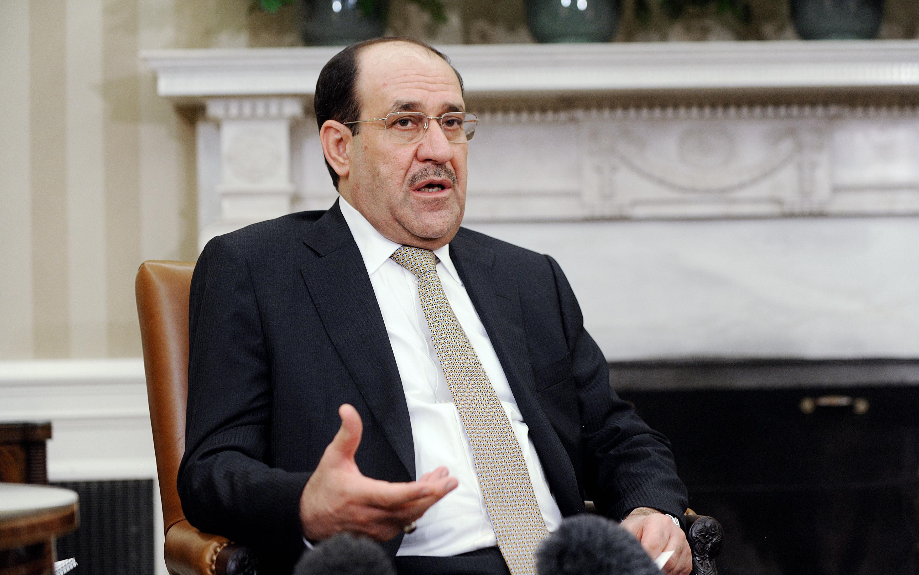 Nuri Maliki: