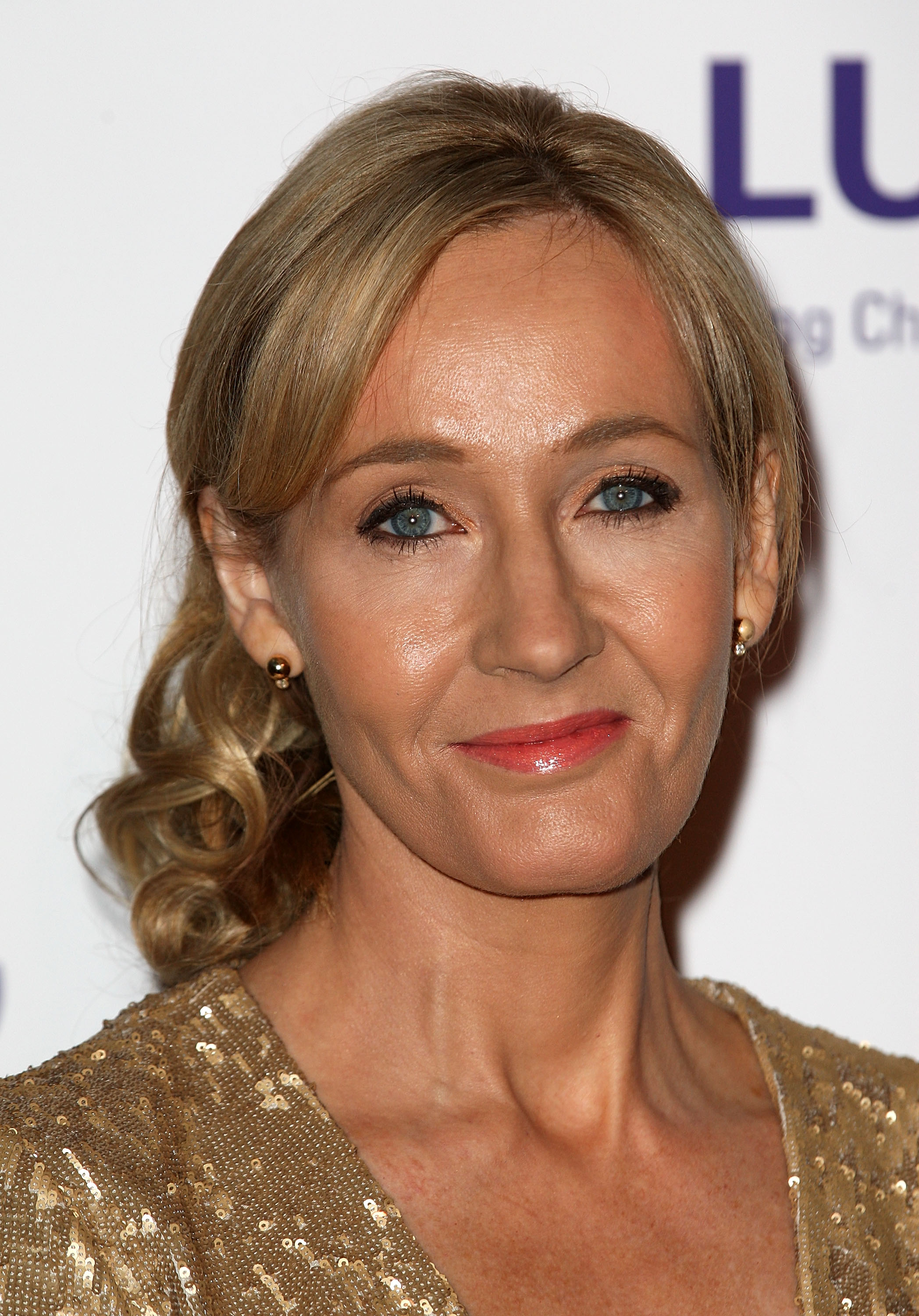 was j k rowling the evil villain all long this hilarious tumblr  danny e martindale getty images entertainment getty images