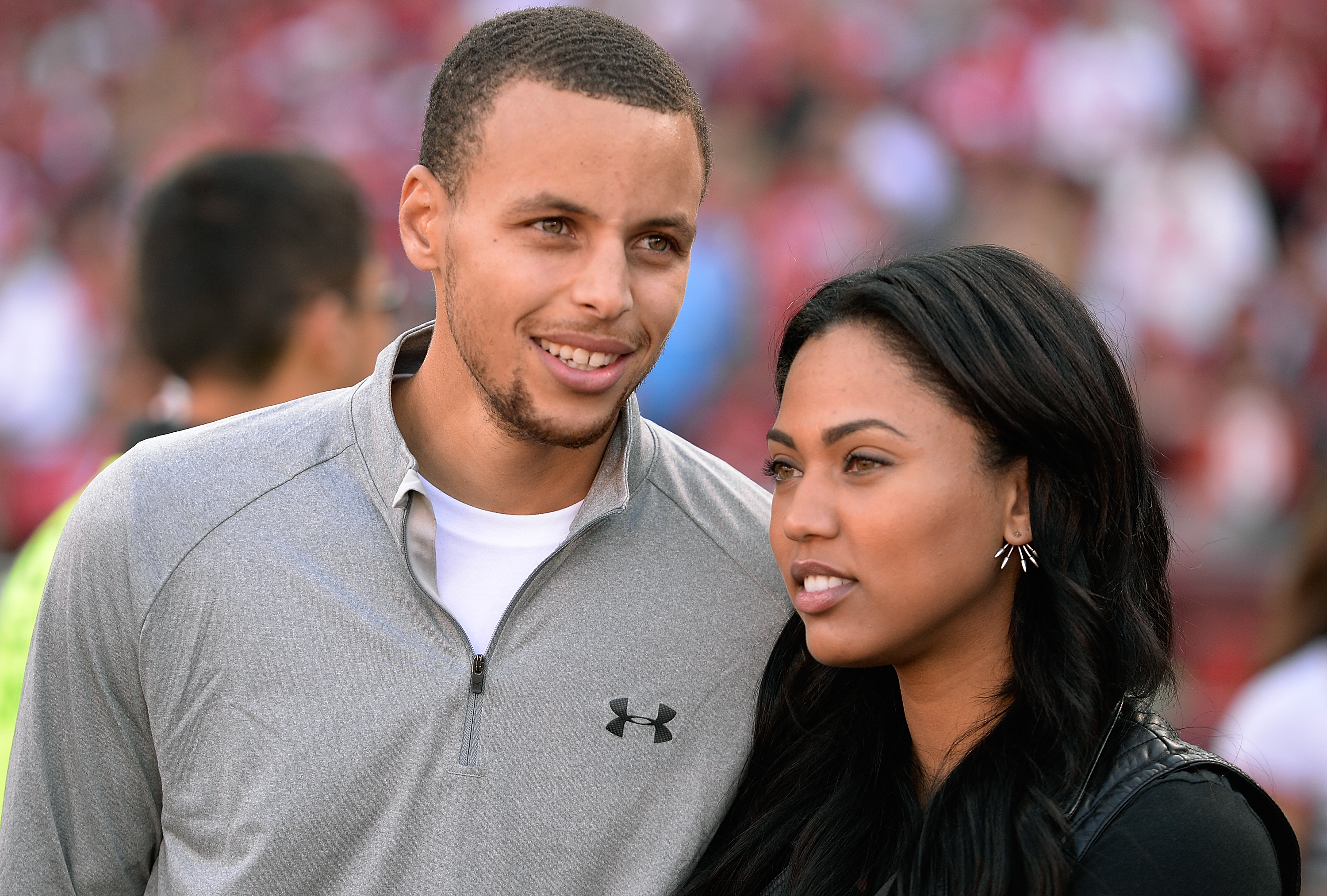 How Did Steph Ayesha Curry Meet They Go Way Back The Cute Moments Haven T Stopped Since