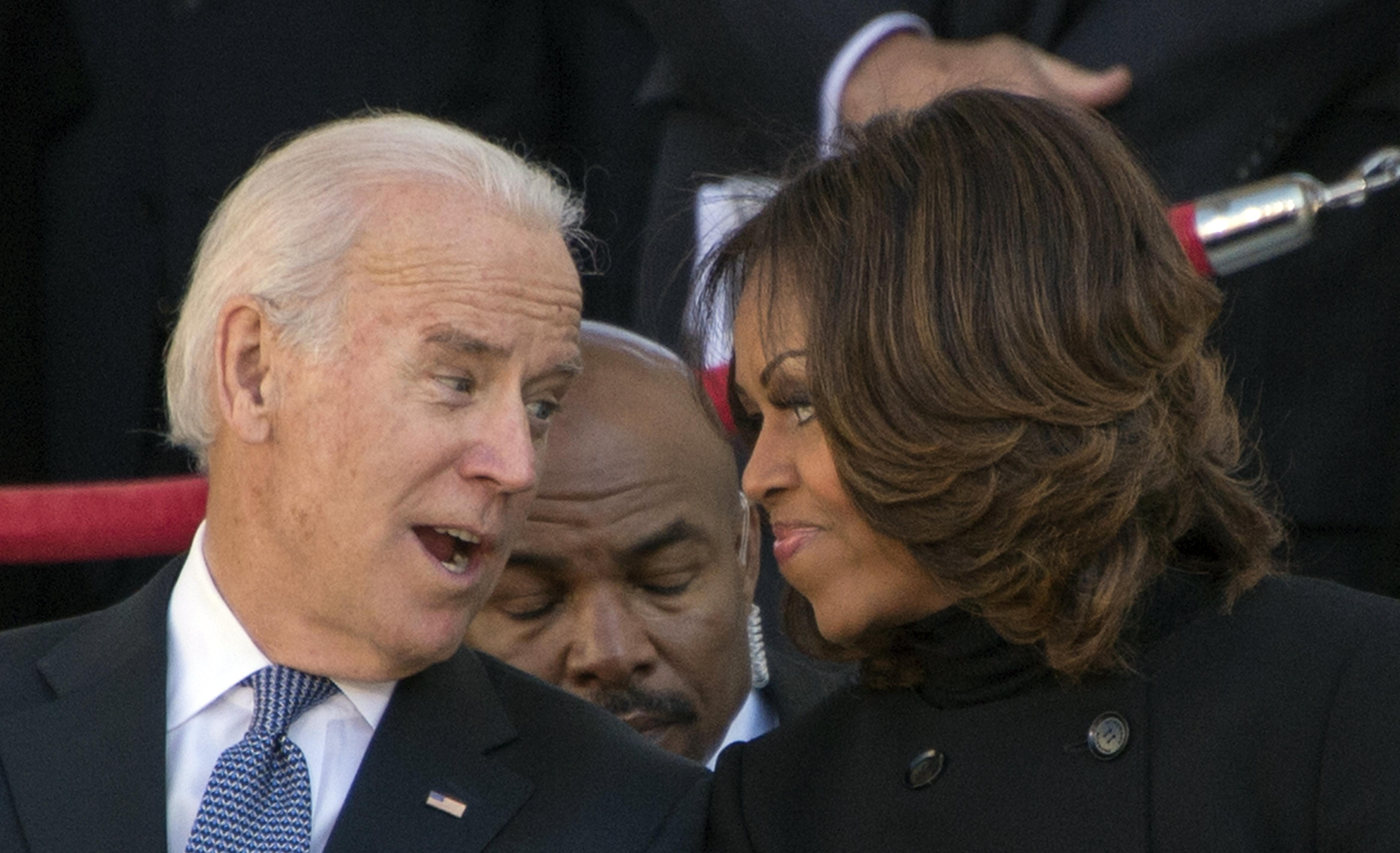 These Michelle Obama & Joe Biden Memes Will Get You ...