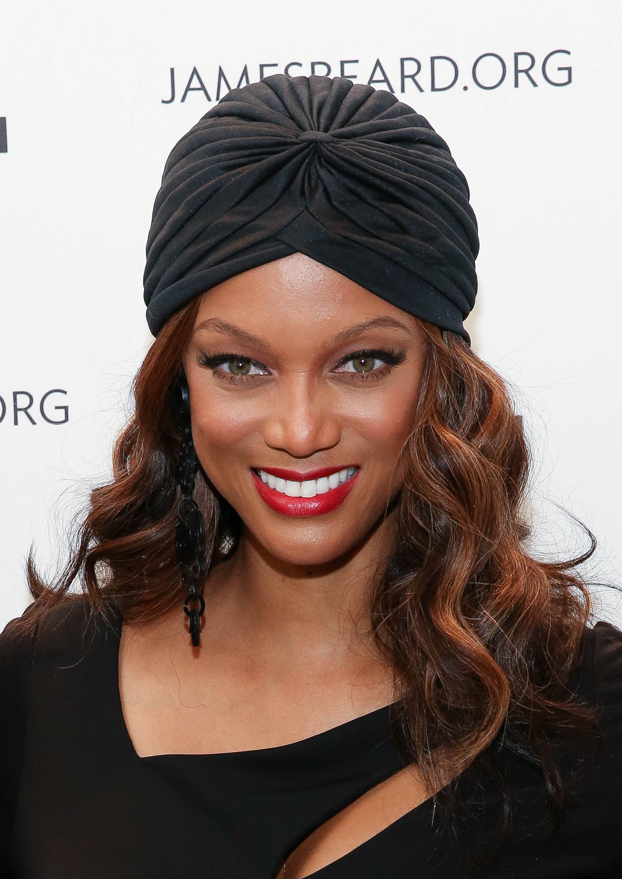 tyra banks is a feminist & her message on the subject is inspirational