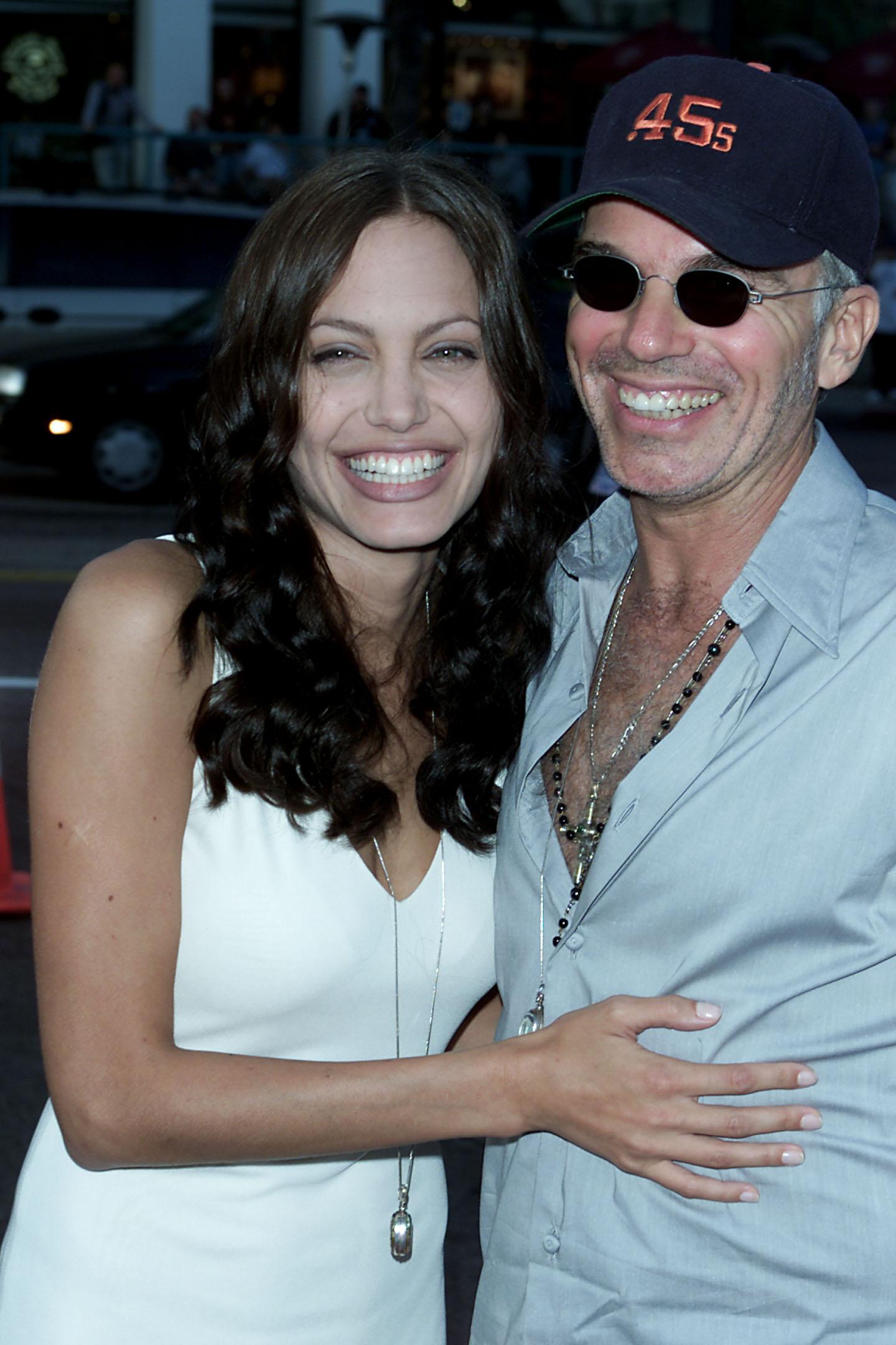 Billy Bob Thornton on Wearing Angelina Jolies Blood Vial
