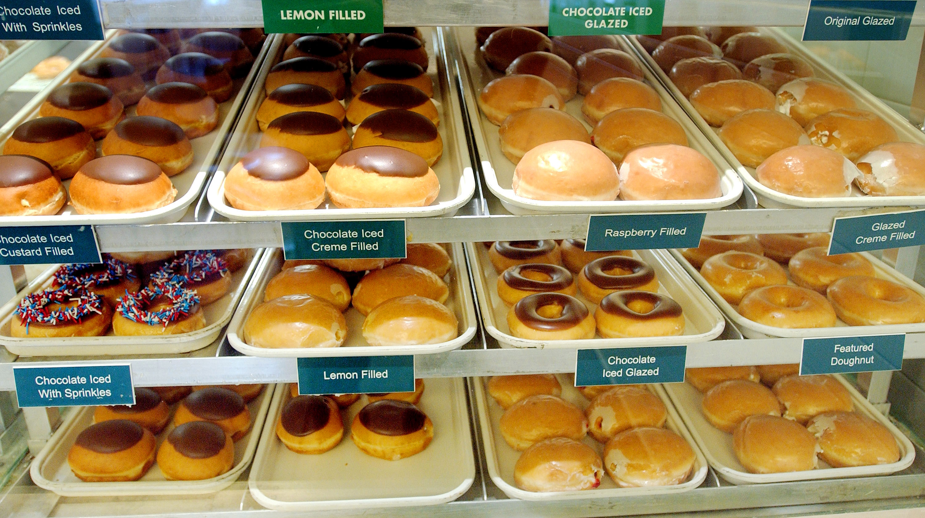 krispy kreme doughnuts inc case solution For generations, krispy kreme has been serving delicious doughnuts and coffee stop by for an original glazed doughnut or other variety paired with a hot or iced coffee.