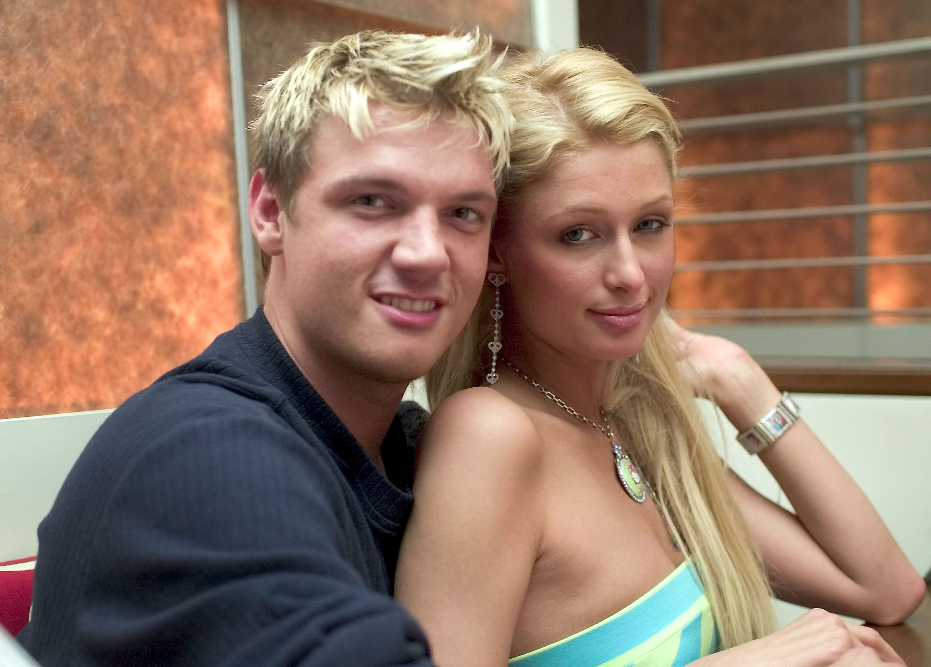 Nick carter dating britney spears