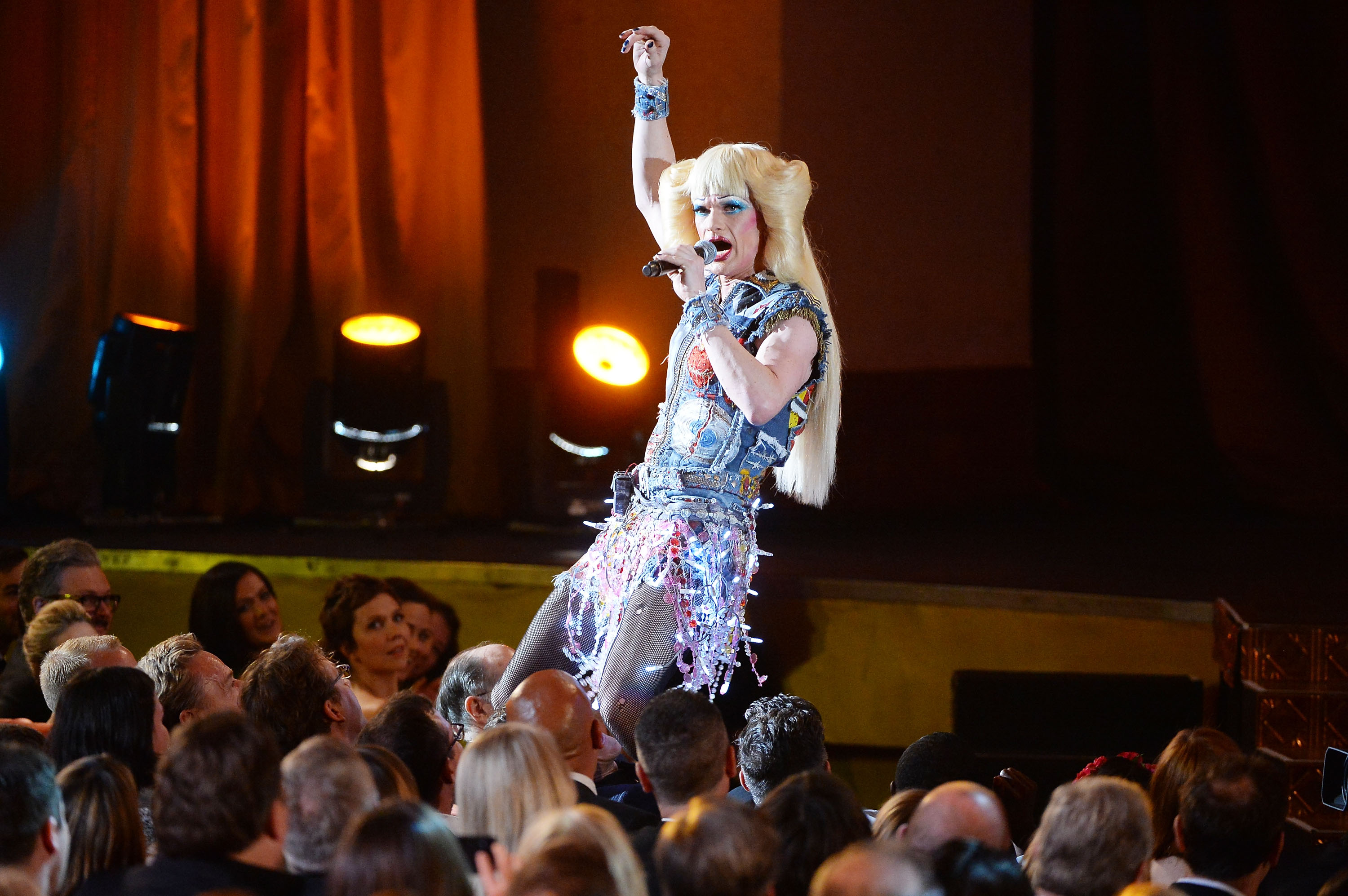 Hedwig and the Angry Inch - Show Photos - PS - 4/14 - Lena