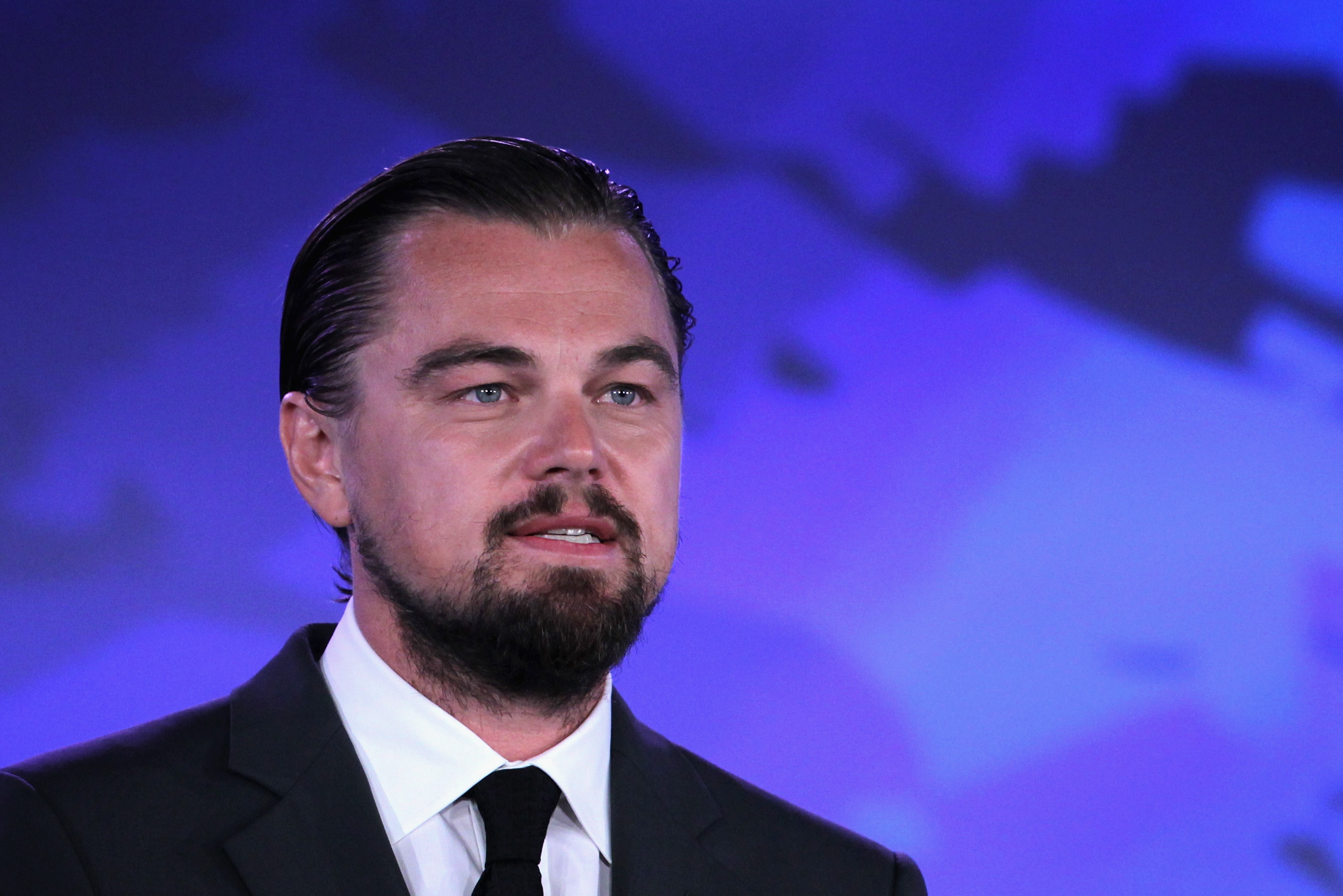 Leonardo Dicaprio Did A Commercial In Italy Where He Says One Word