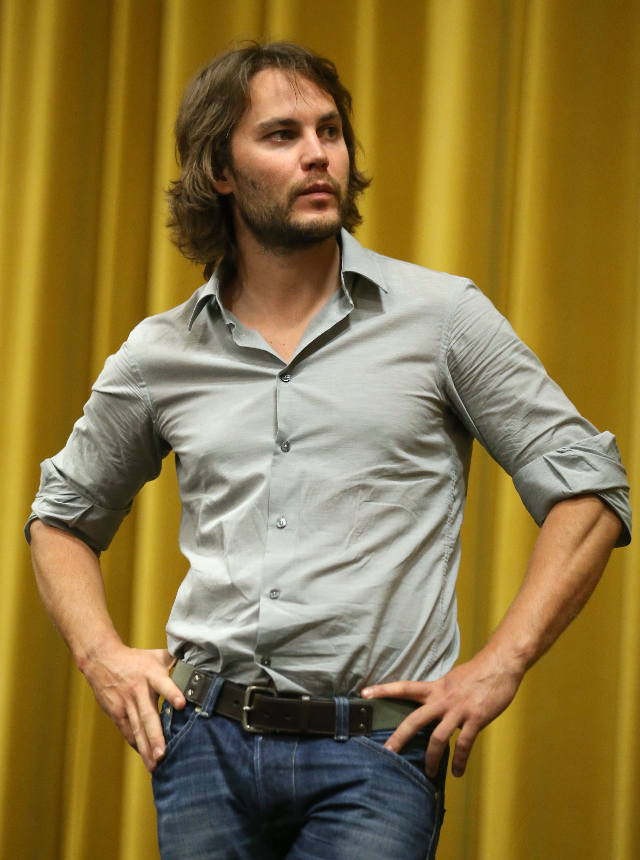 True Detective' Season 2 With Taylor Kitsch? Here's Why