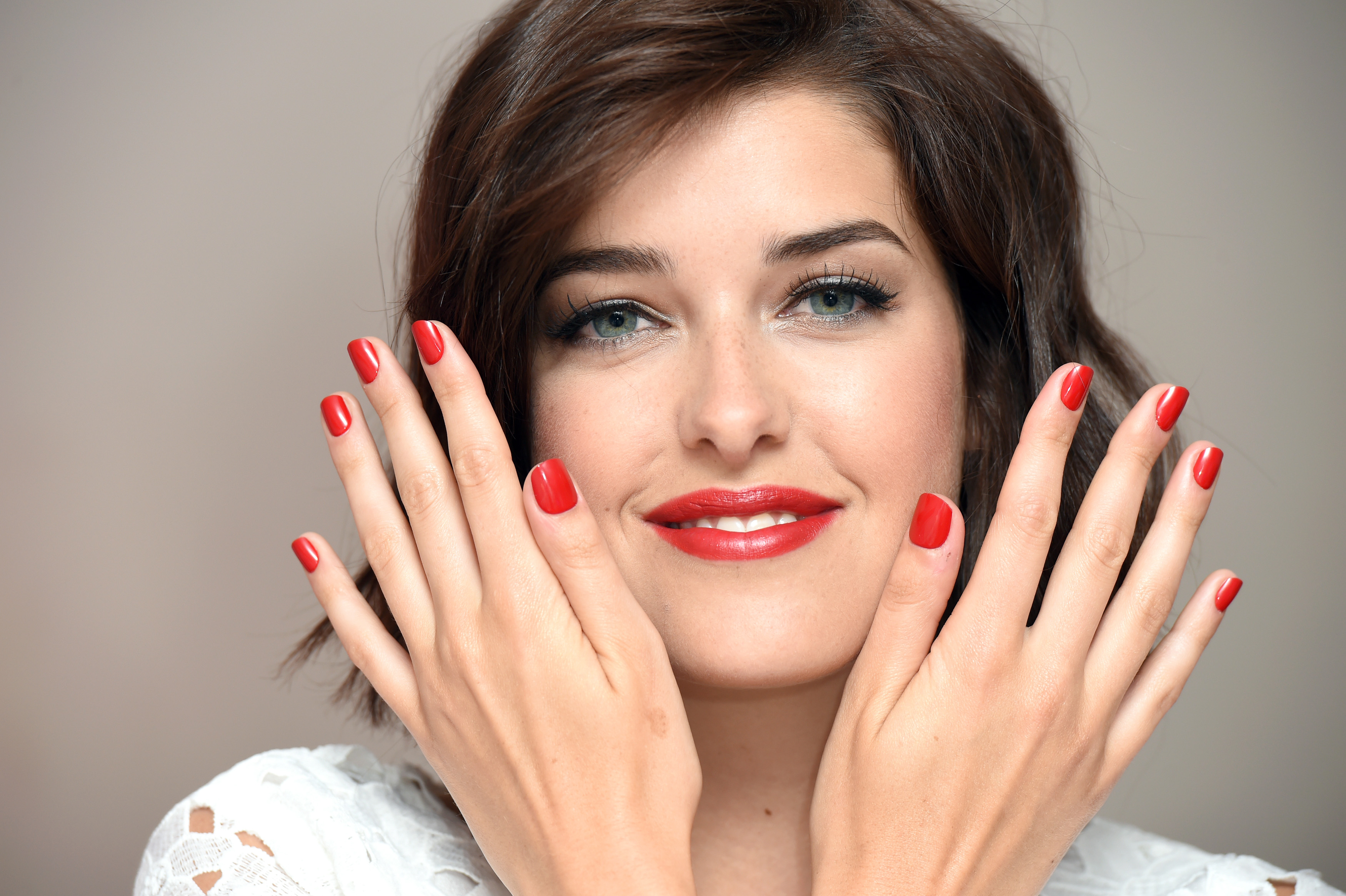 9 Party-Perfect Lip & Nail Combos To Try