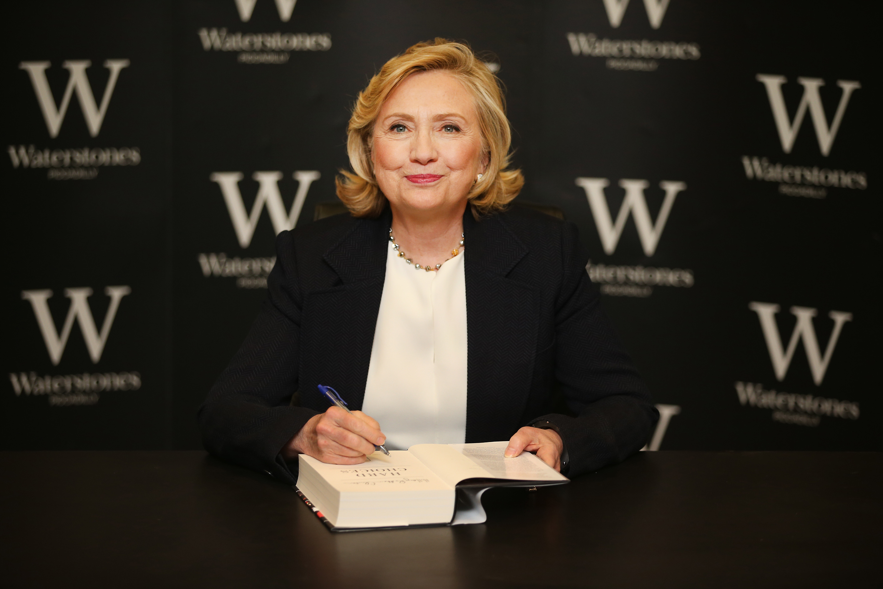 how many books has hillary clinton written the new presidential