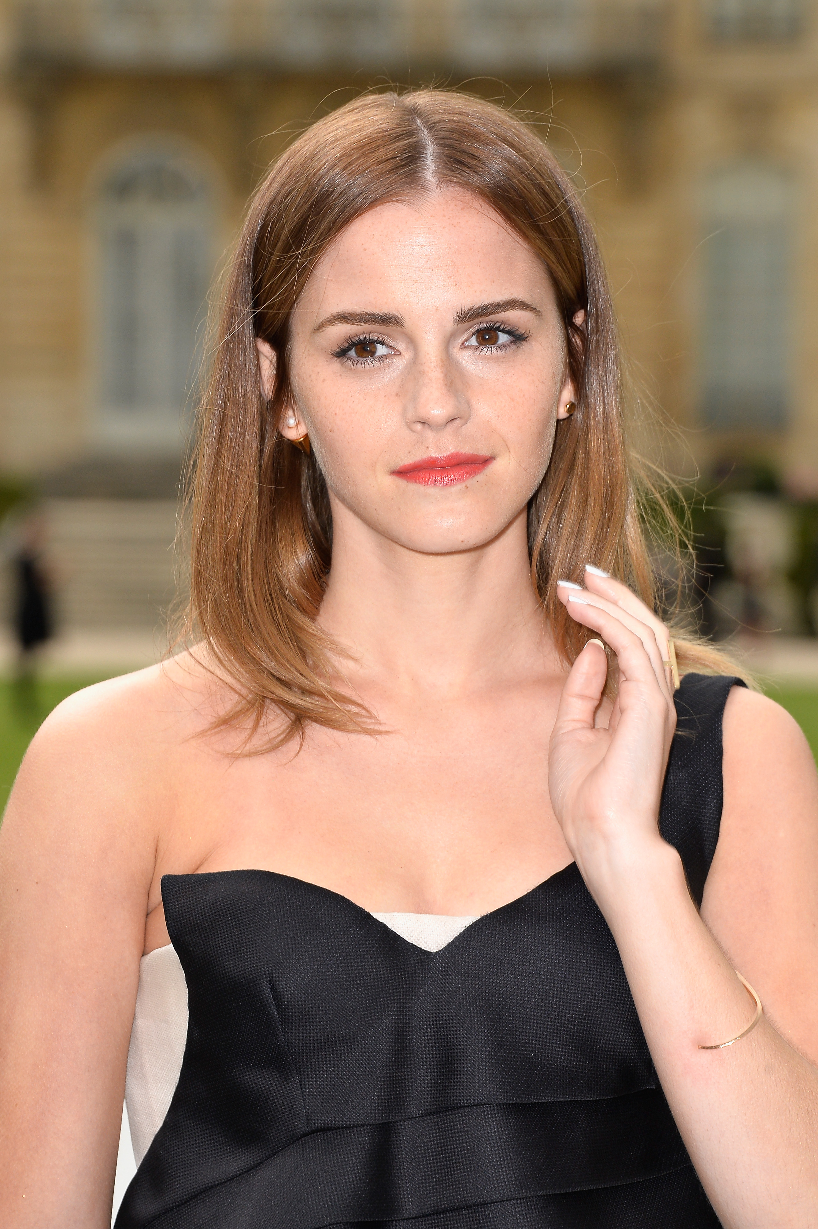 how did emma watson meet matthew janney? the story would fit right