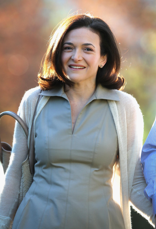 Sheryl Sandberg Talks Workplace Sexism in 'New York Times ... Sheryl Sandberg Hobbies