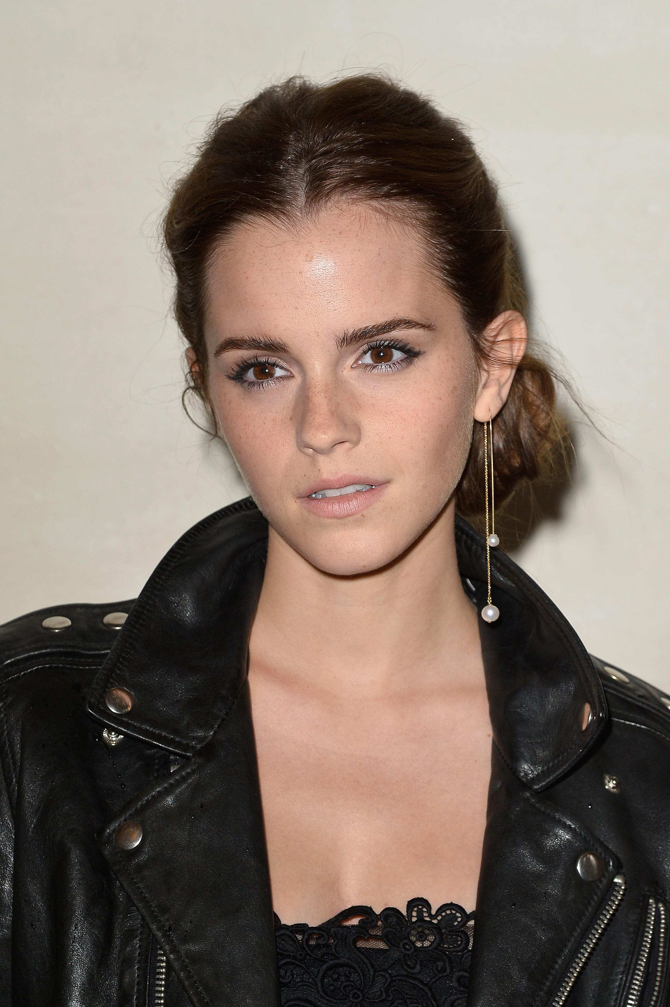 Emma Watson X Rated