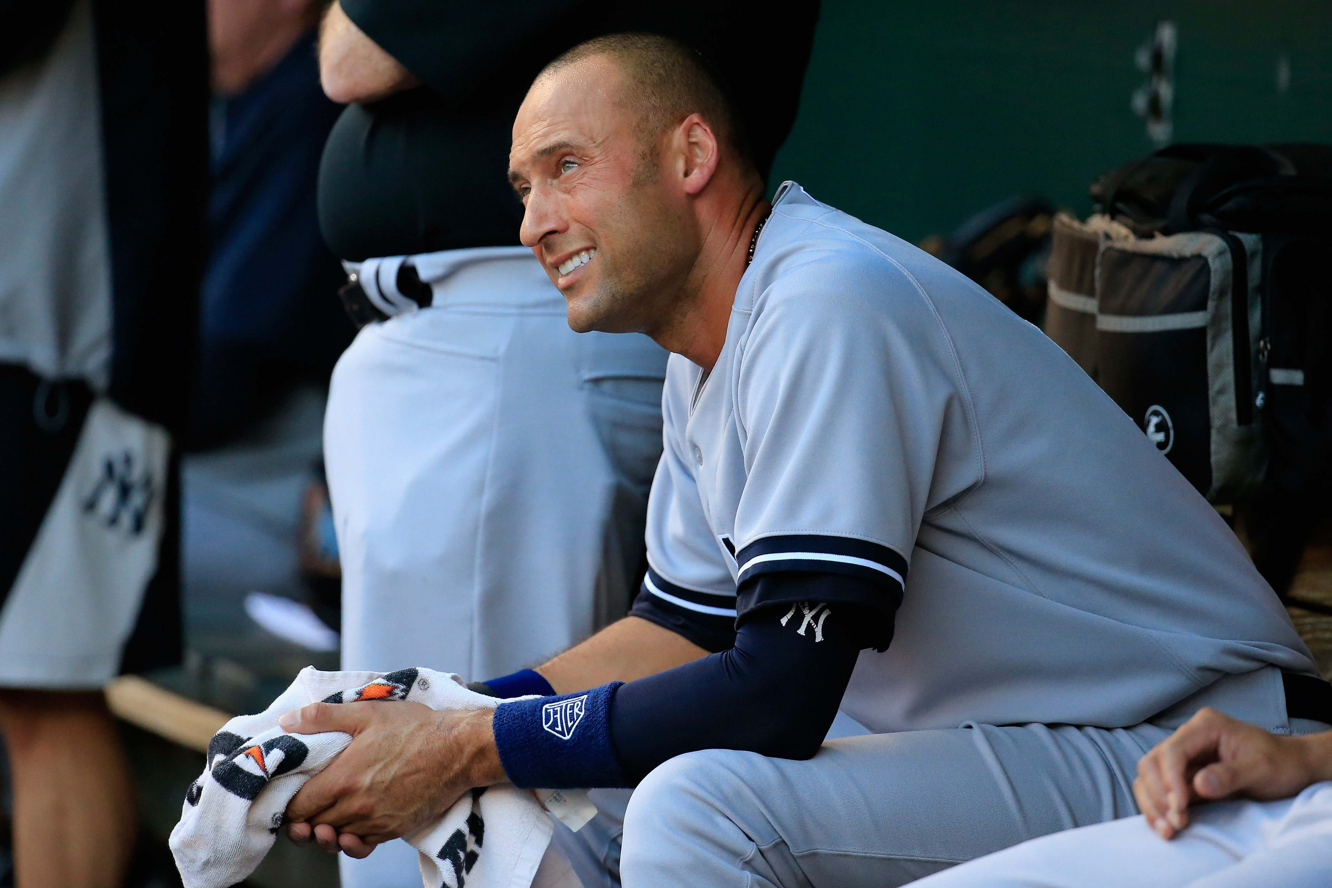 783215ef Derek Jeter Commercial Proves, Once Again, There Is Crying in Baseball —  VIDEO