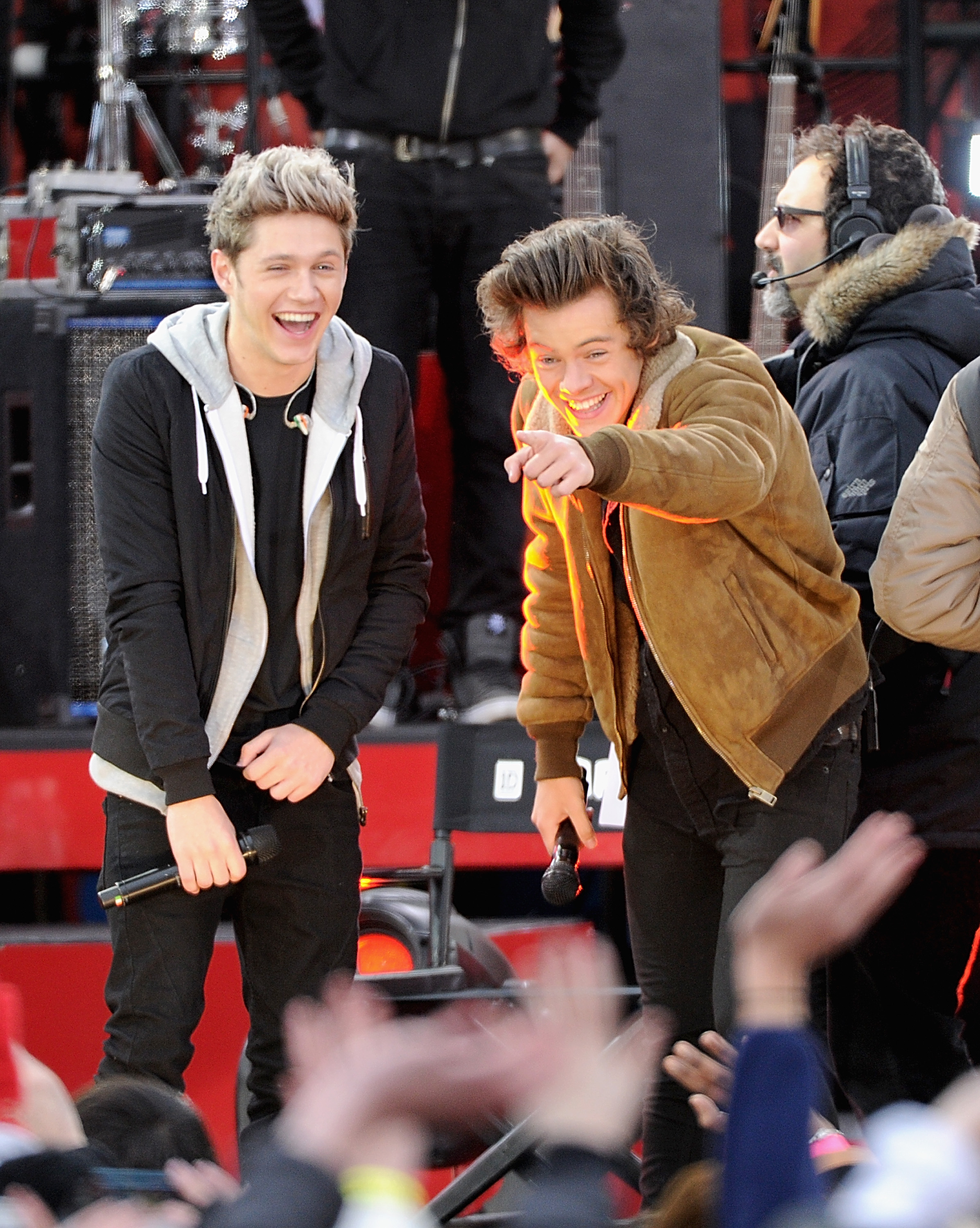 Niall horan and harry styles dating