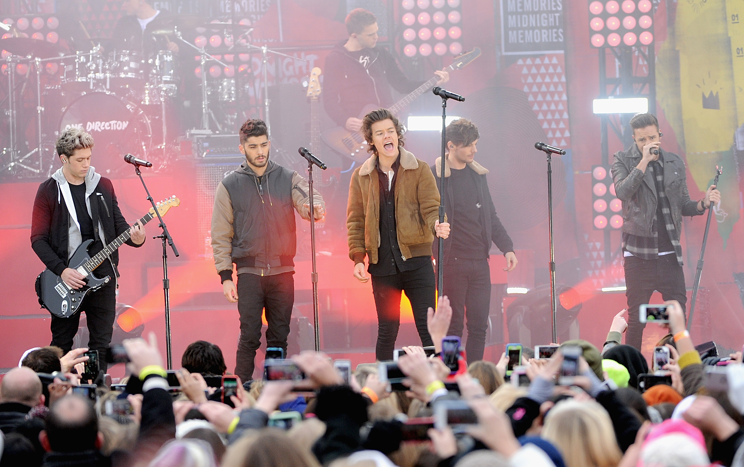 One directions perfume ad makes fun of the french video jamie mccarthygetty images entertainmentgetty images publicscrutiny Images