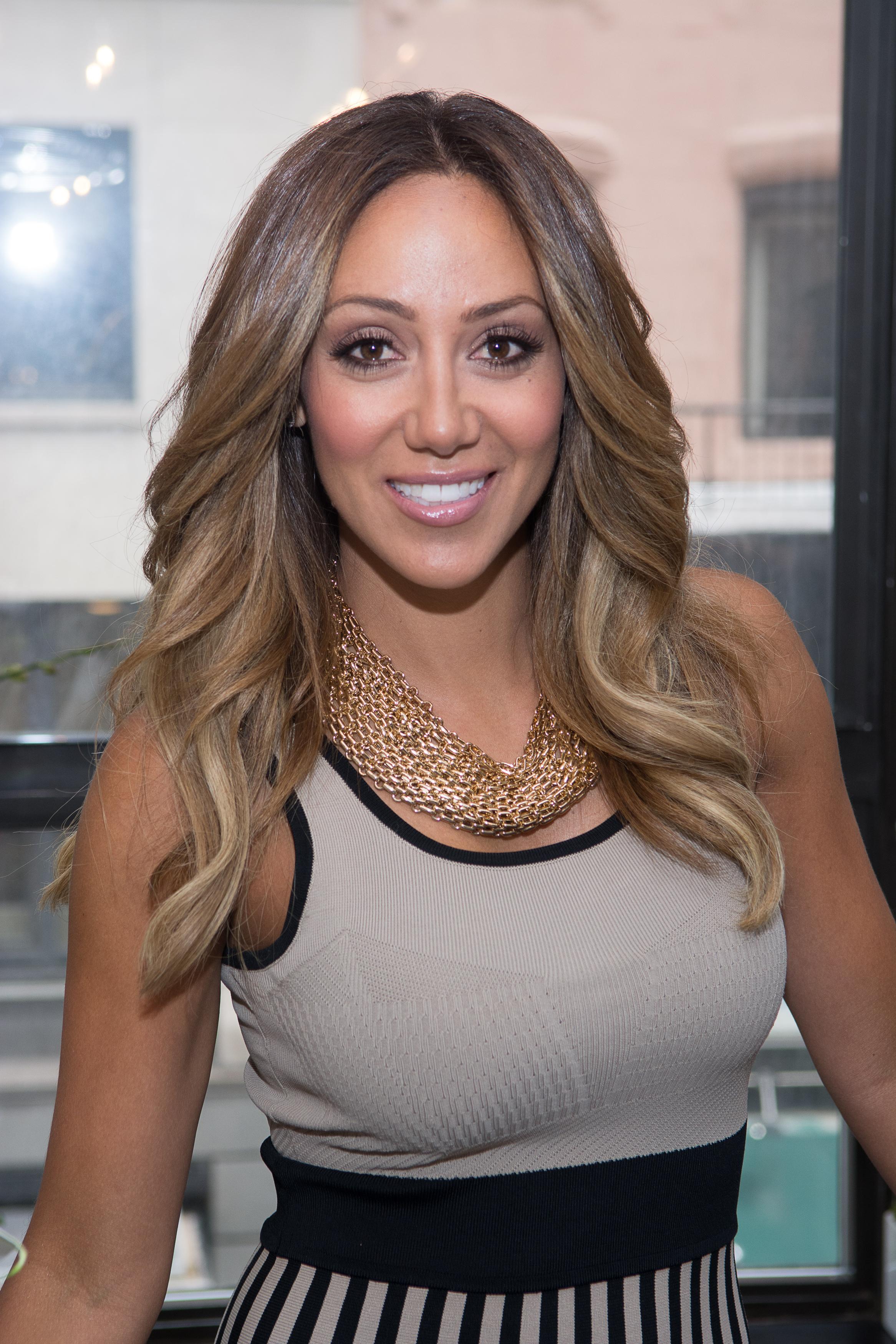 Melissa Gorga Hair