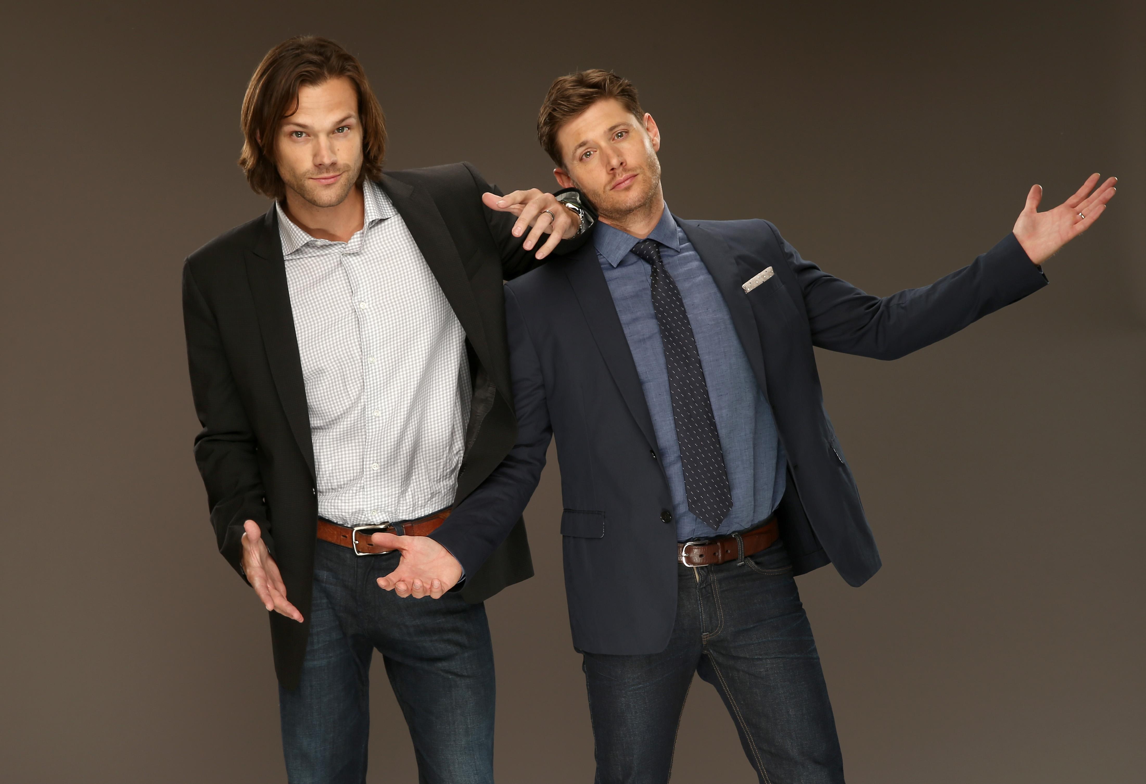 Are Supernatural Stars Jensen Ackles Jared Padalecki Friends In Real Life Relax Guys