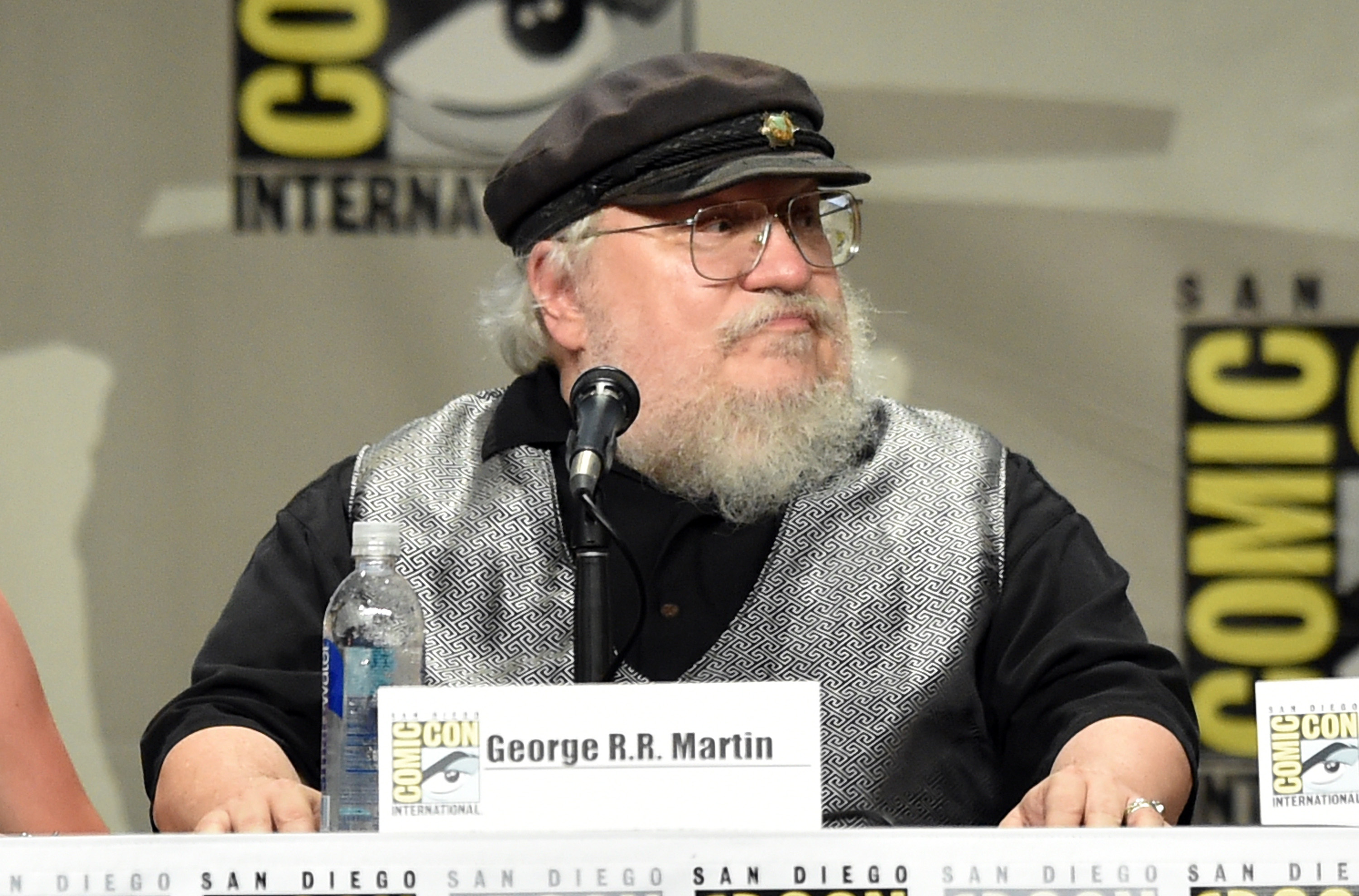 10 George Rr Martin Quotes On Writing Fantasy And Feminism