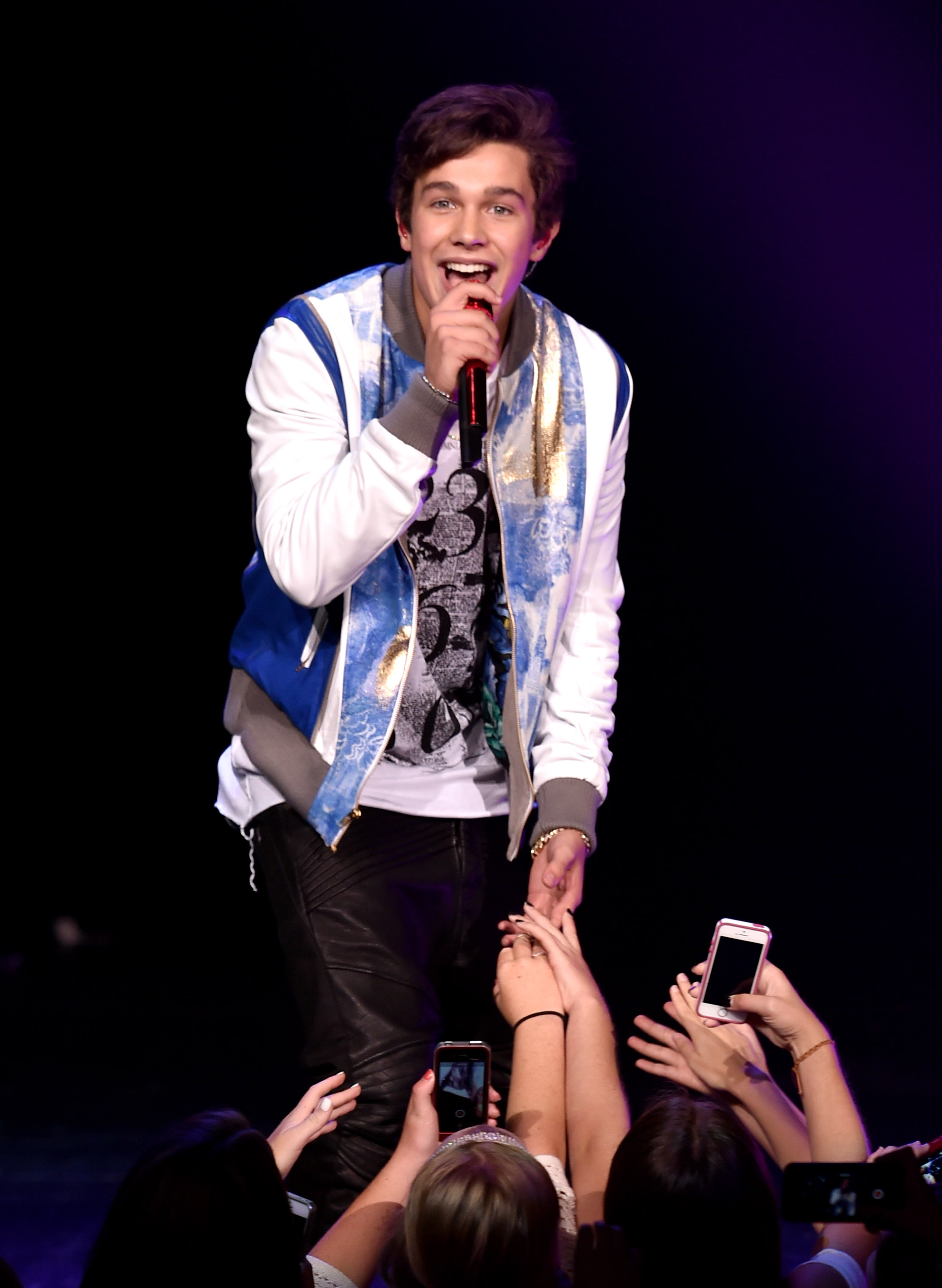 Austin mahone turned down break free here are some possible kevin wintergetty images entertainmentgetty images voltagebd Image collections