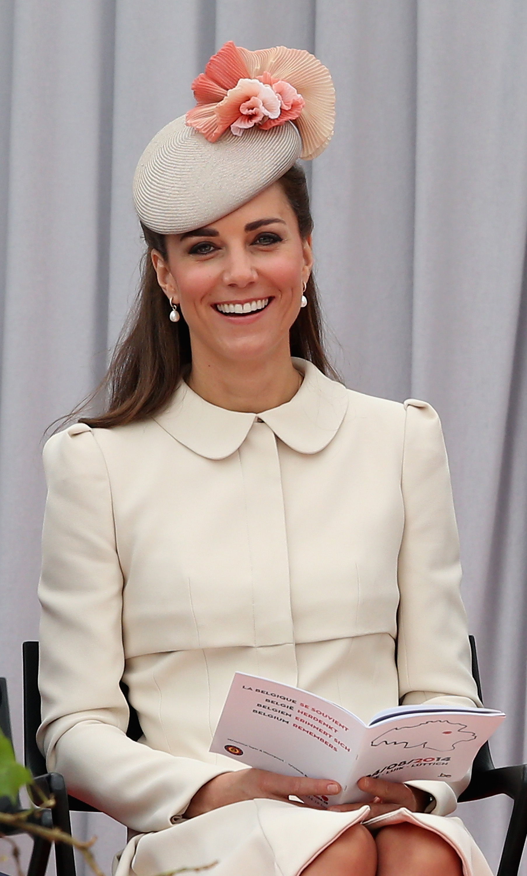 aac4febd8e8 Kate Middleton Wears Interesting Fascinator That Looks Like These 4 Non-Hat  Things