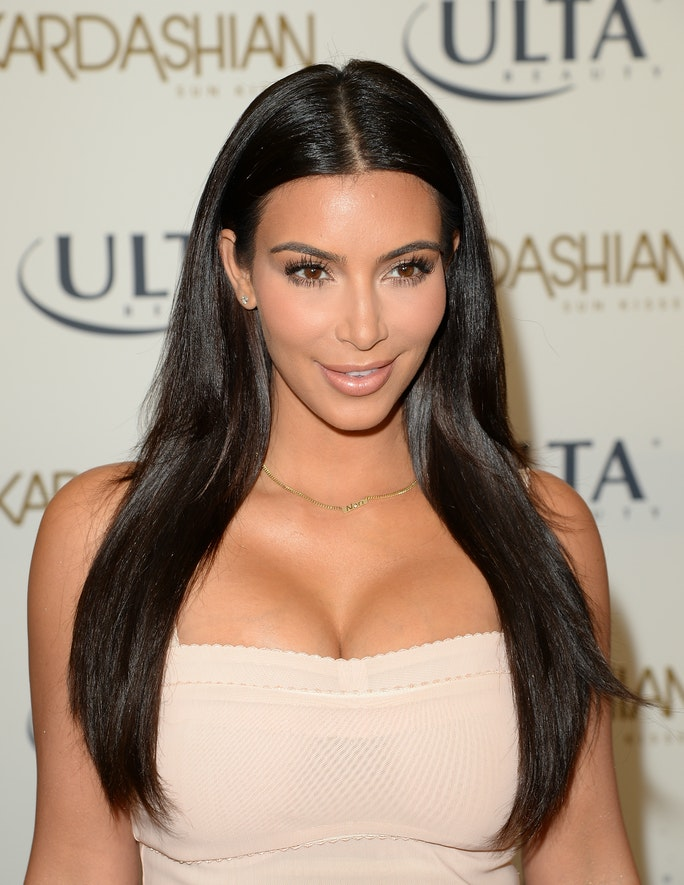 Kim Kardashian Spray Tan Every Day Images & Pictures - Becuo Kim Kardashian Makeup