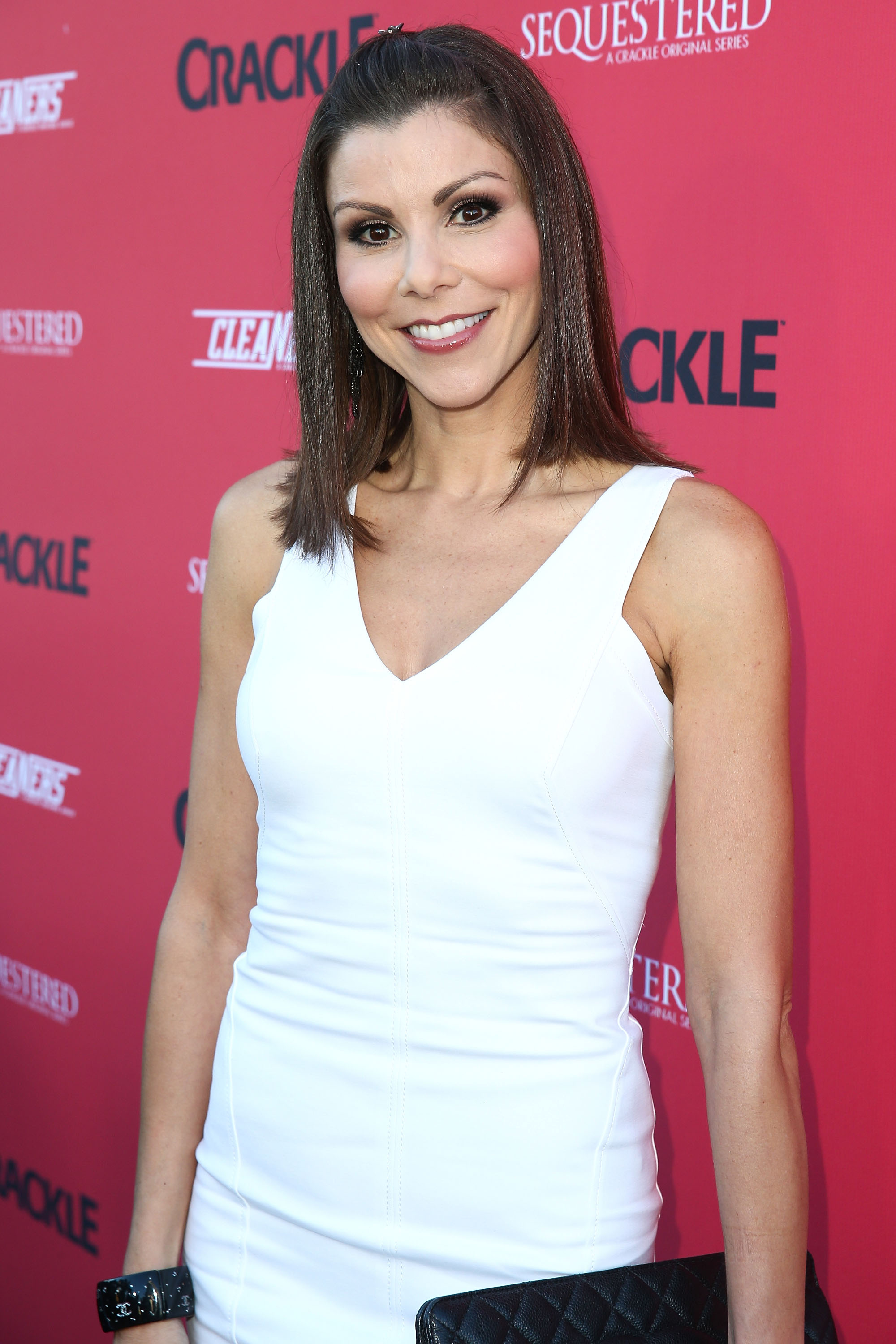 'RHOC' Star Heather Dubrow Wants Answers From Vicki