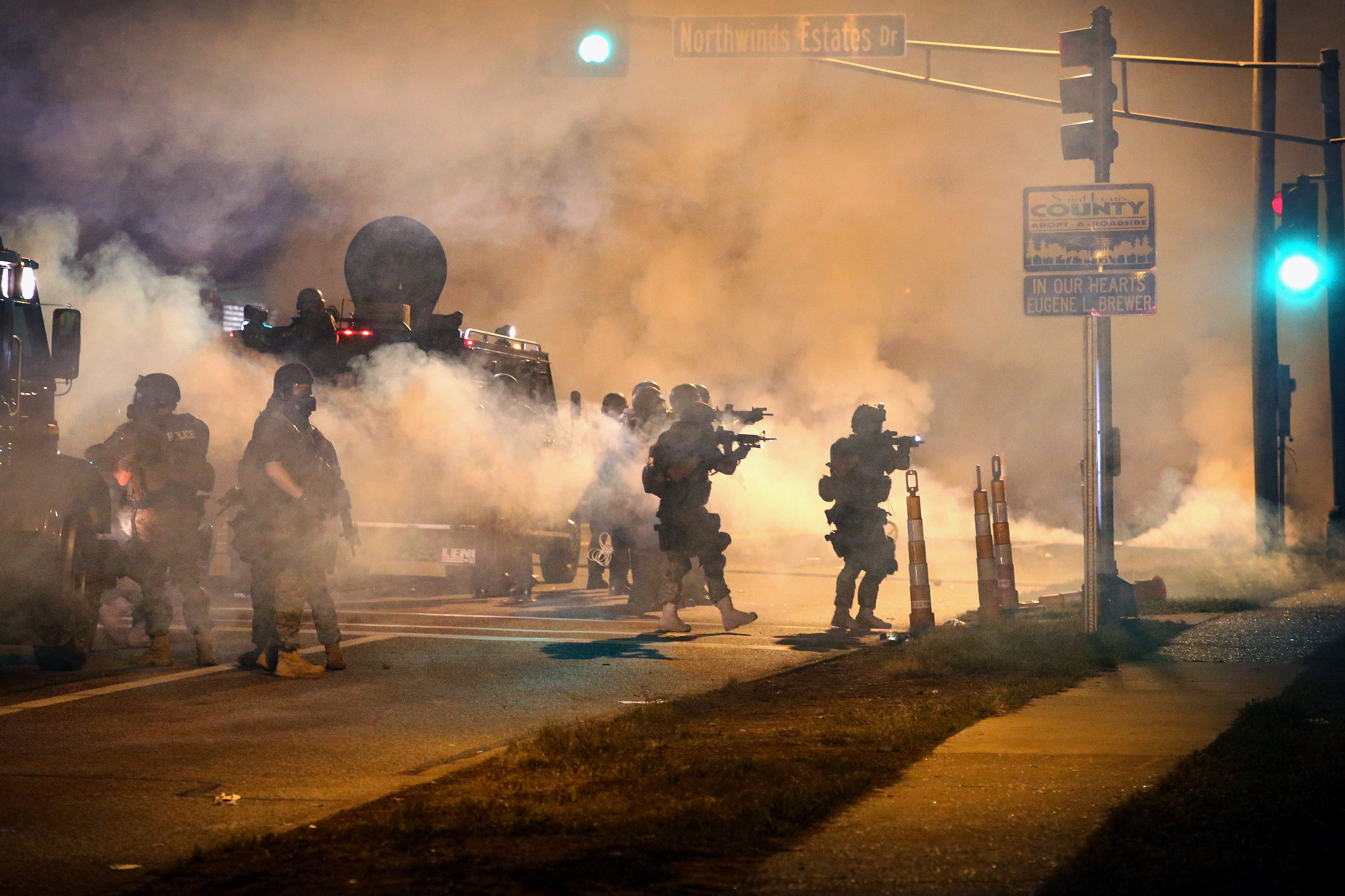 Russia Is Having A Field Day With Ferguson — And Completely Missing