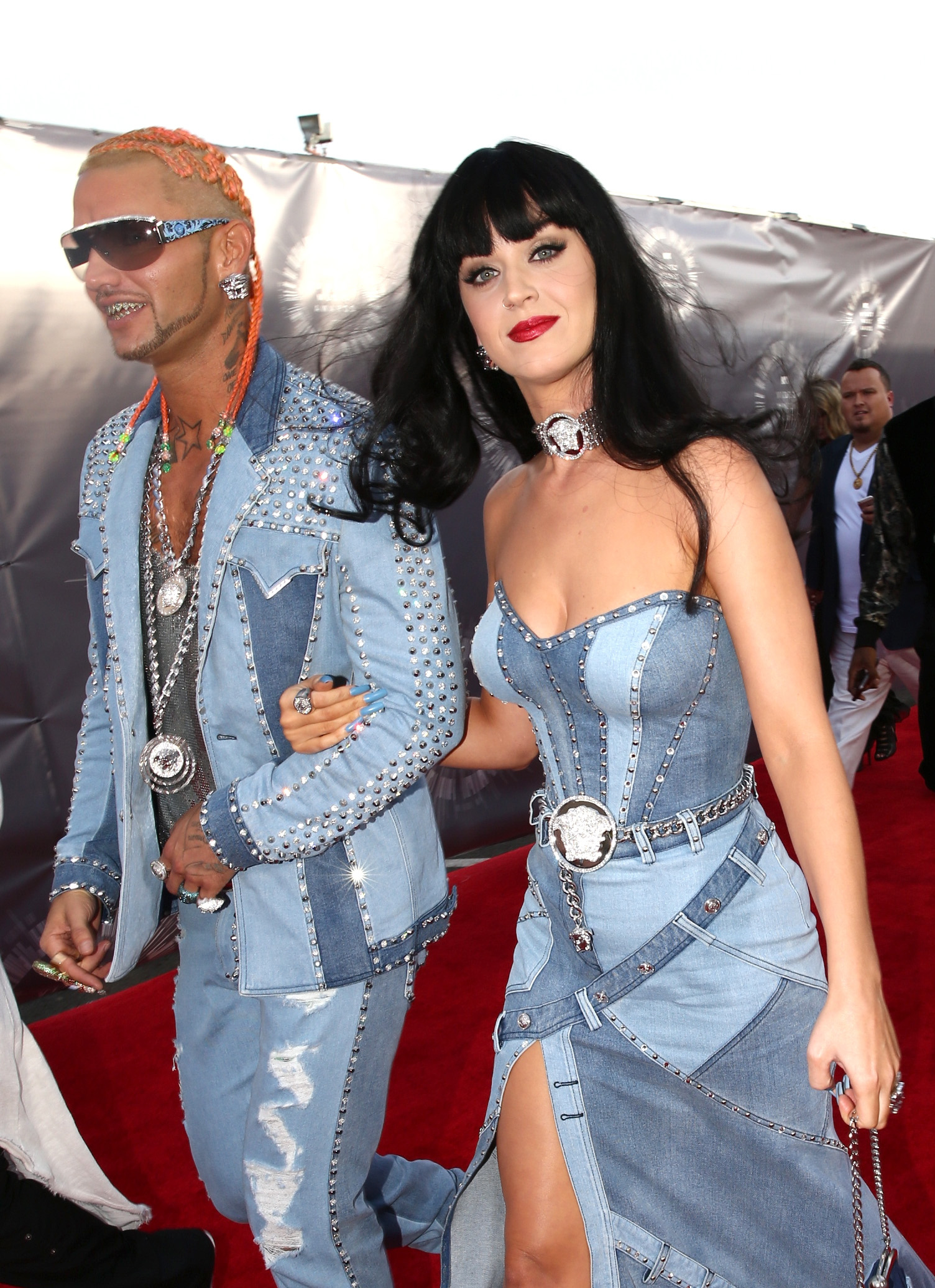 Are Katy Perry and Riff Raff dating - video dailymotion