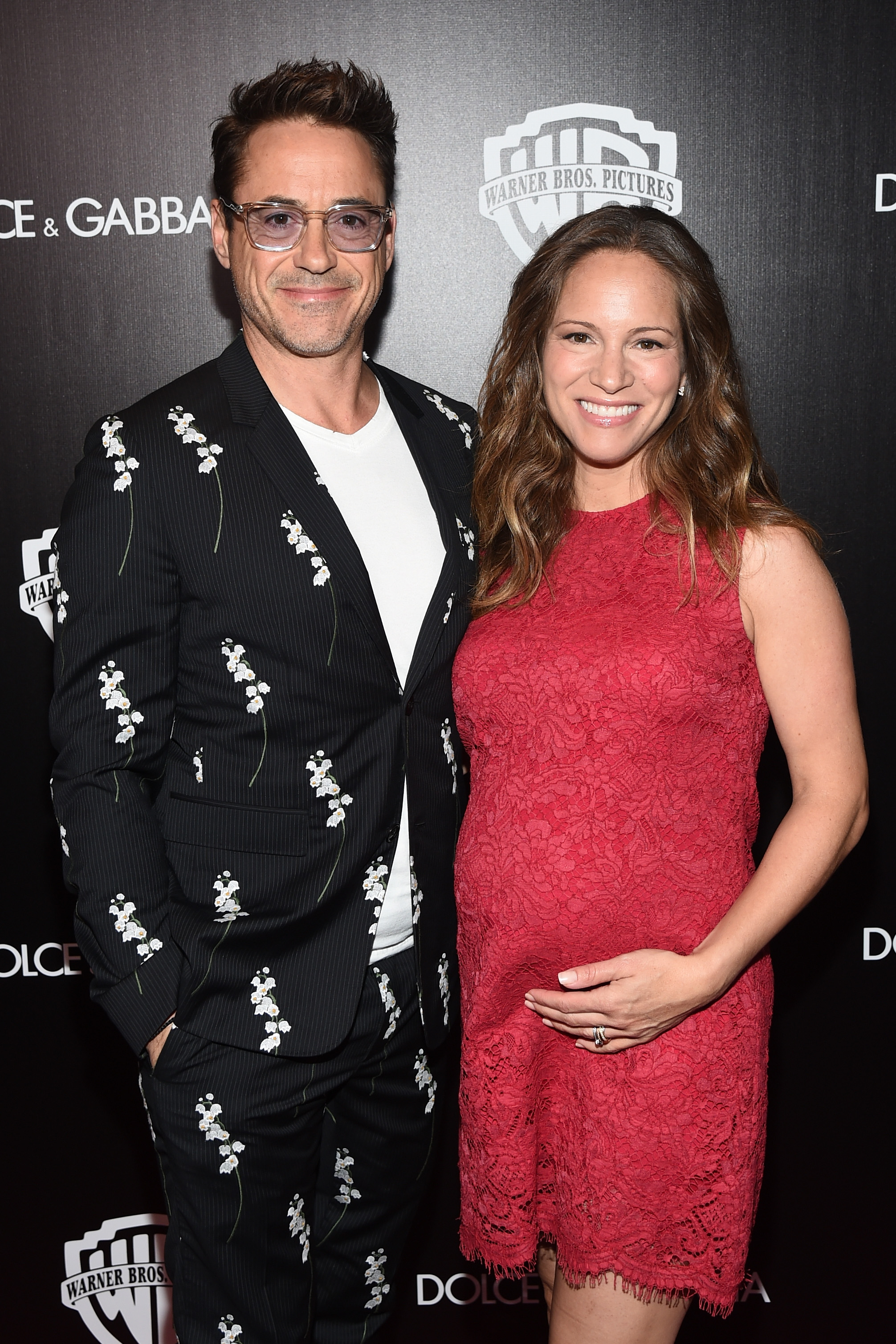 Why Is Robert Downey Jr.'s Baby Named Avri Roel? It Honors ... Allyson Downey, Robert Downey