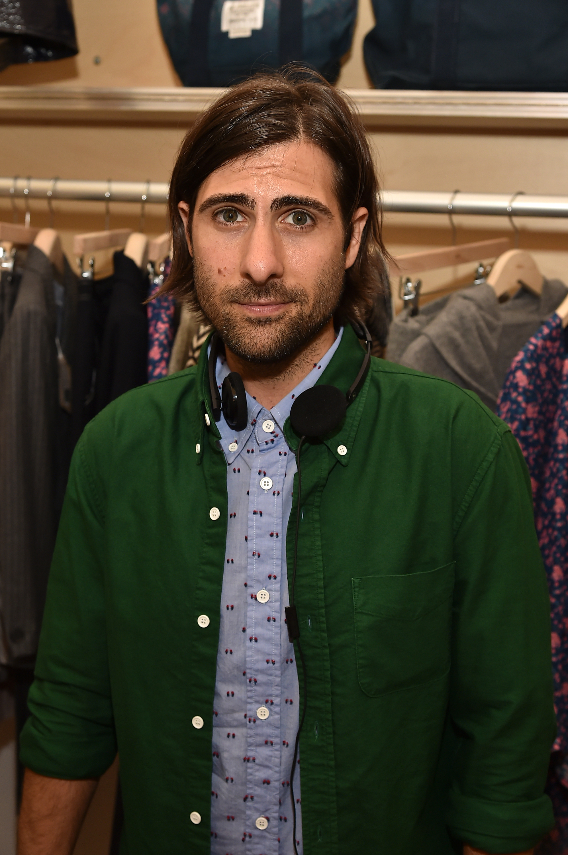 Jason Schwartzman On Bill Murray Wes Anderson More From His Fantastic Ama