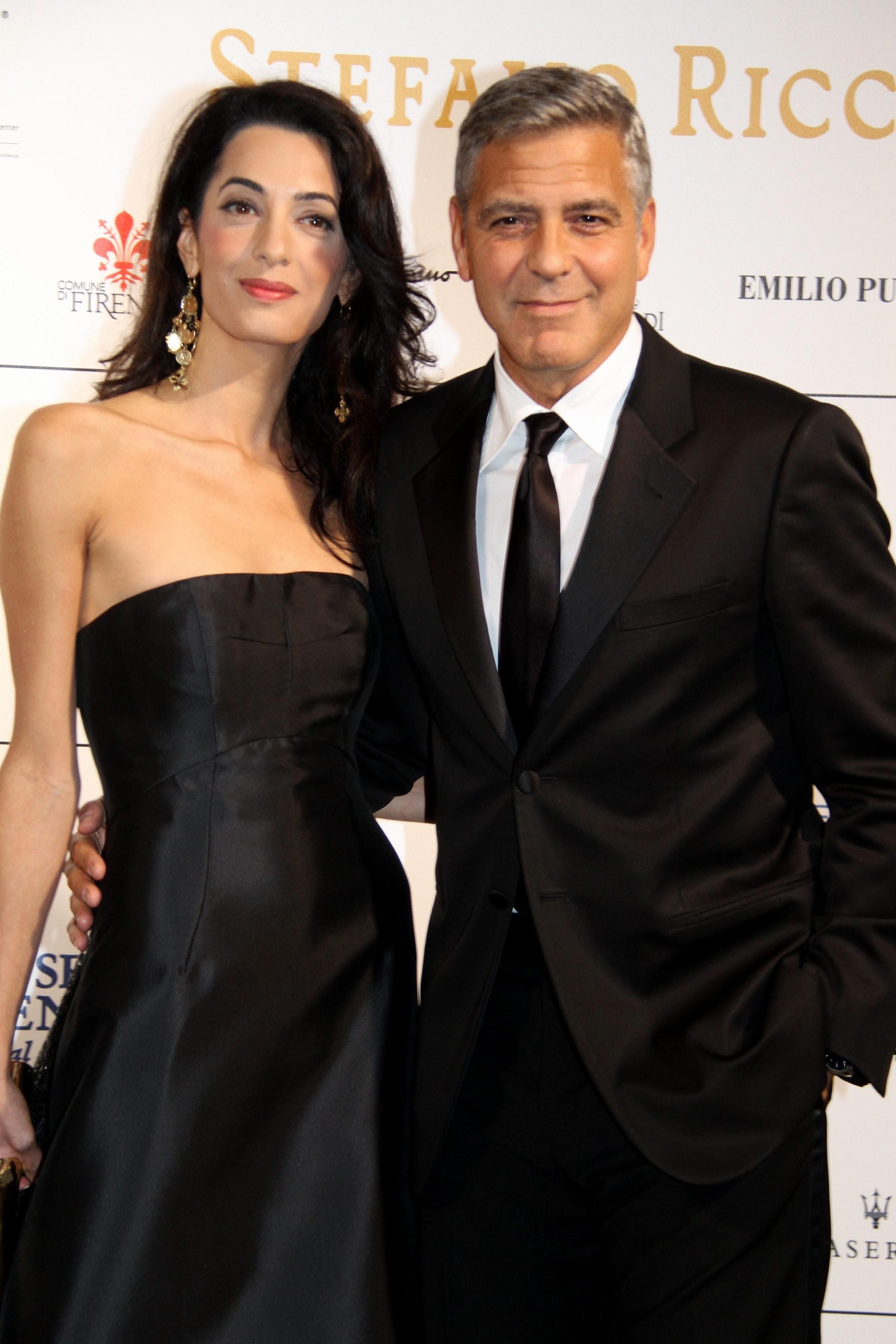 How Did George Clooney Meet Amal
