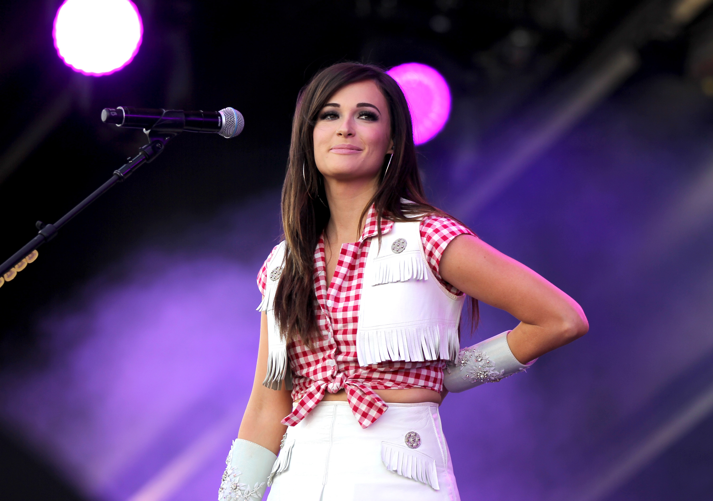 Kacey Musgraves Follow Your Arrow Dress