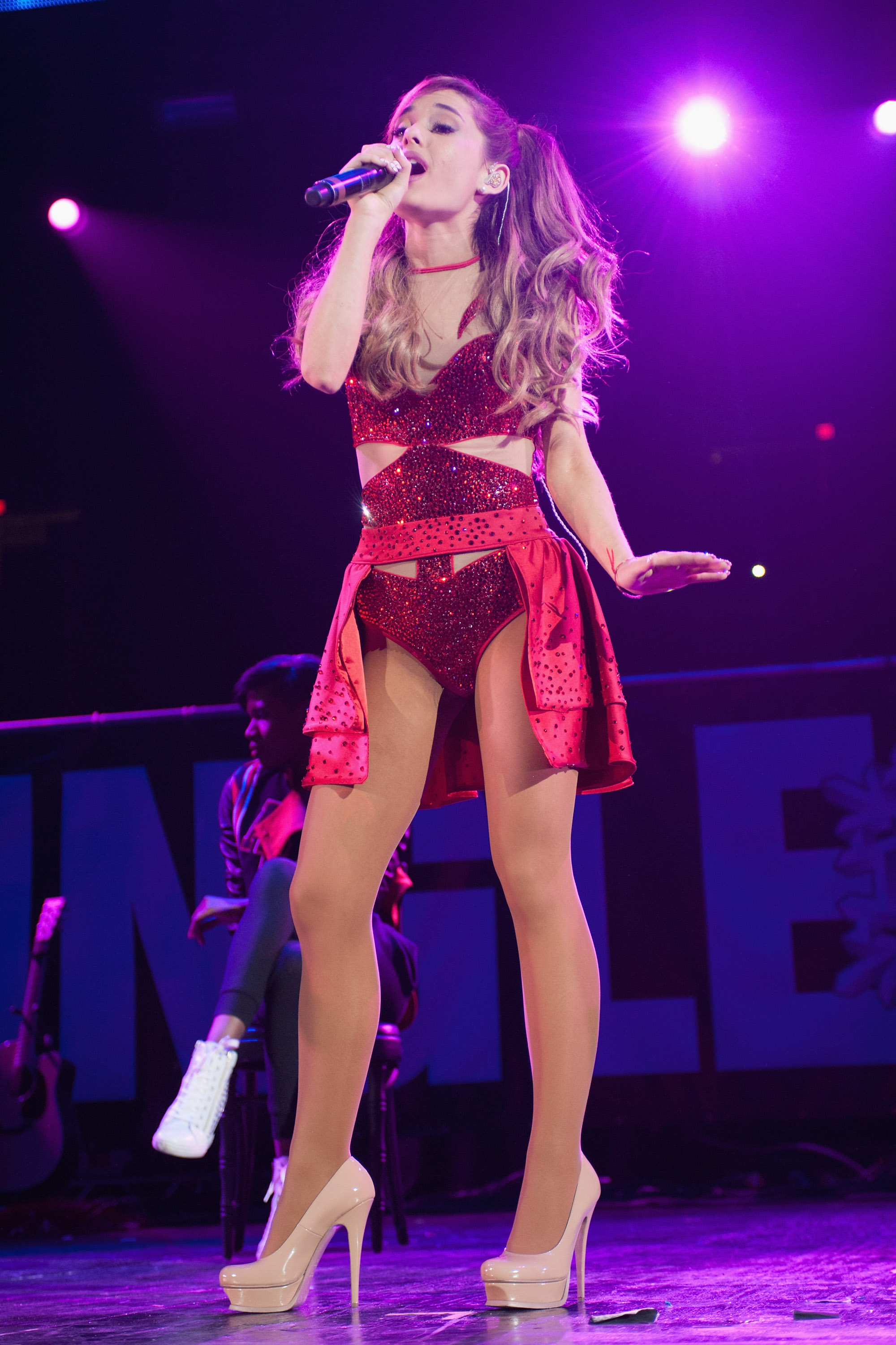 15 Crazy Ariana Grande Concert Clothes That Prove Sheu0026#39;s Breaking Free Of Her Teen Star Status