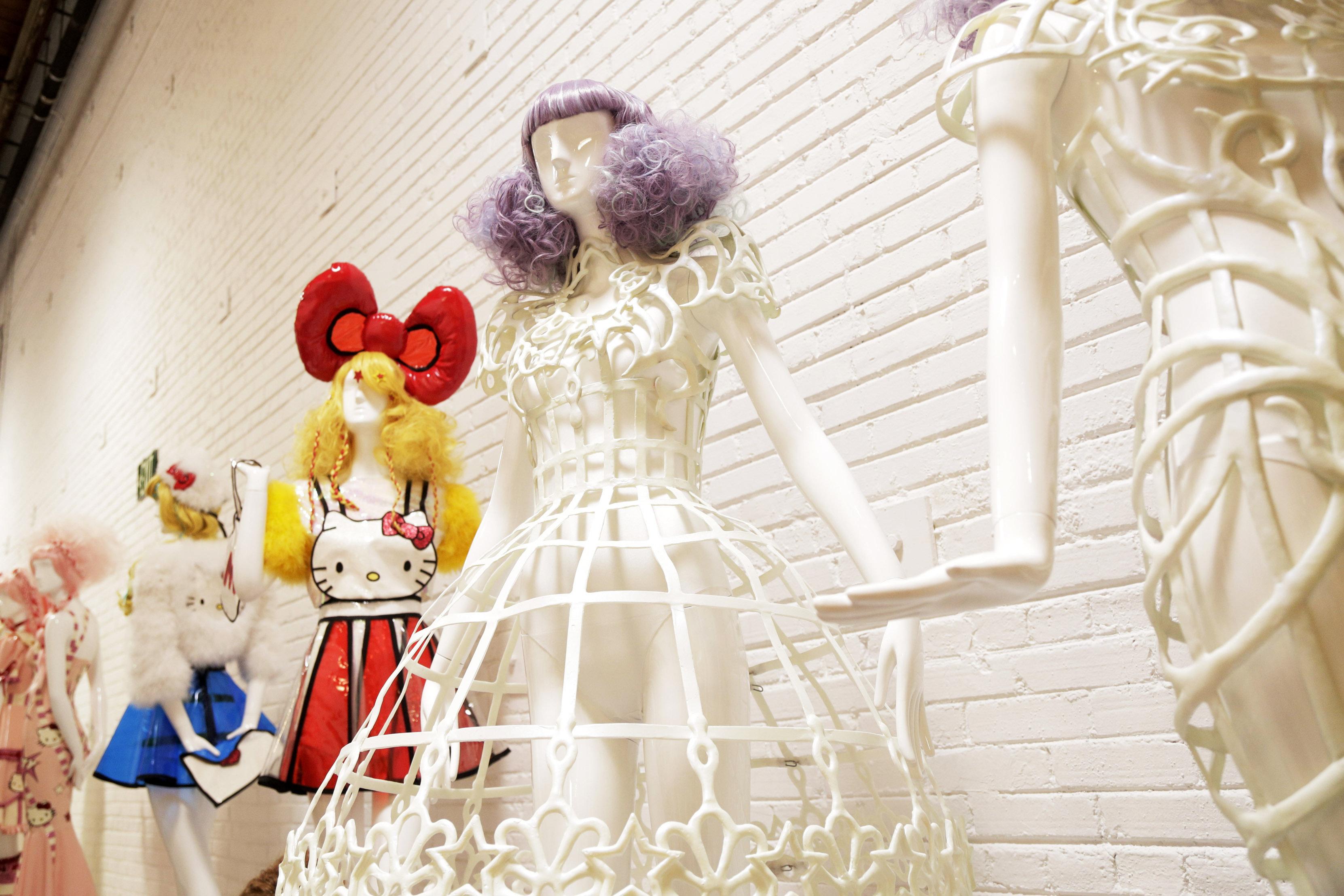 Hello Kitty & Yohji Yamamoto Are Collaborating Because High Fashion Needs  More Kawaii