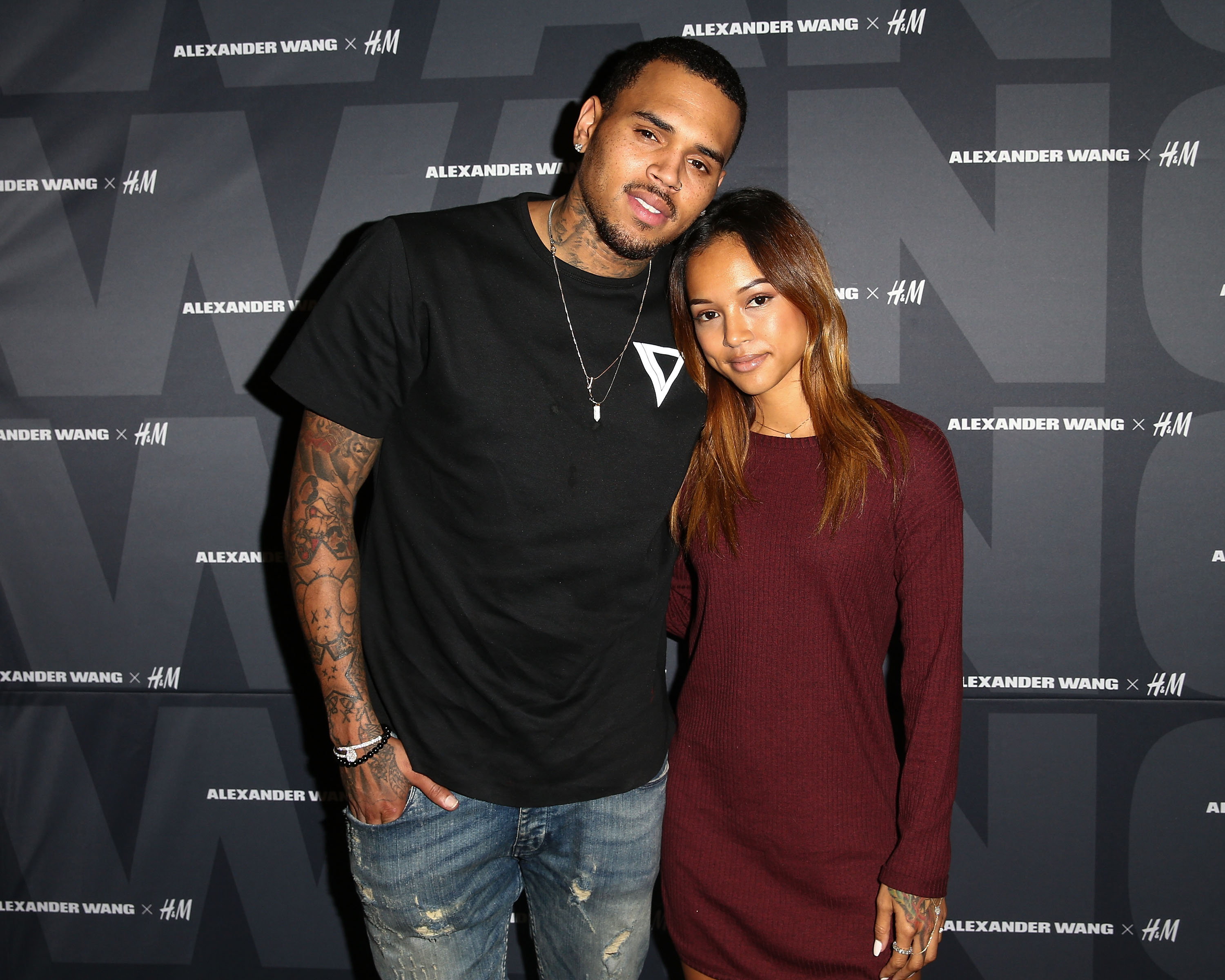 Tran Karrueche and drake advise to wear for everyday in 2019