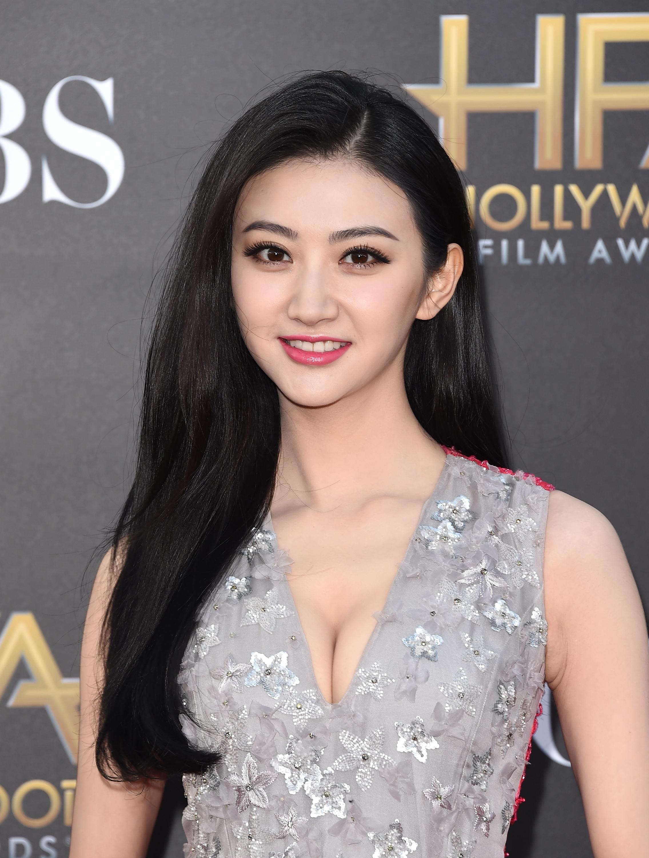 Jing Tian naked
