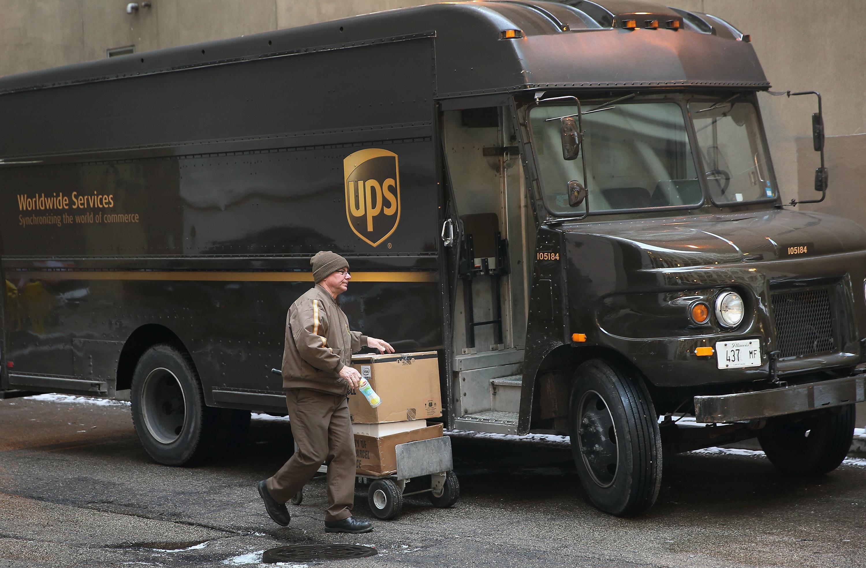 d4a9d2e5bbac UPS Trucks Only Make Right Turns